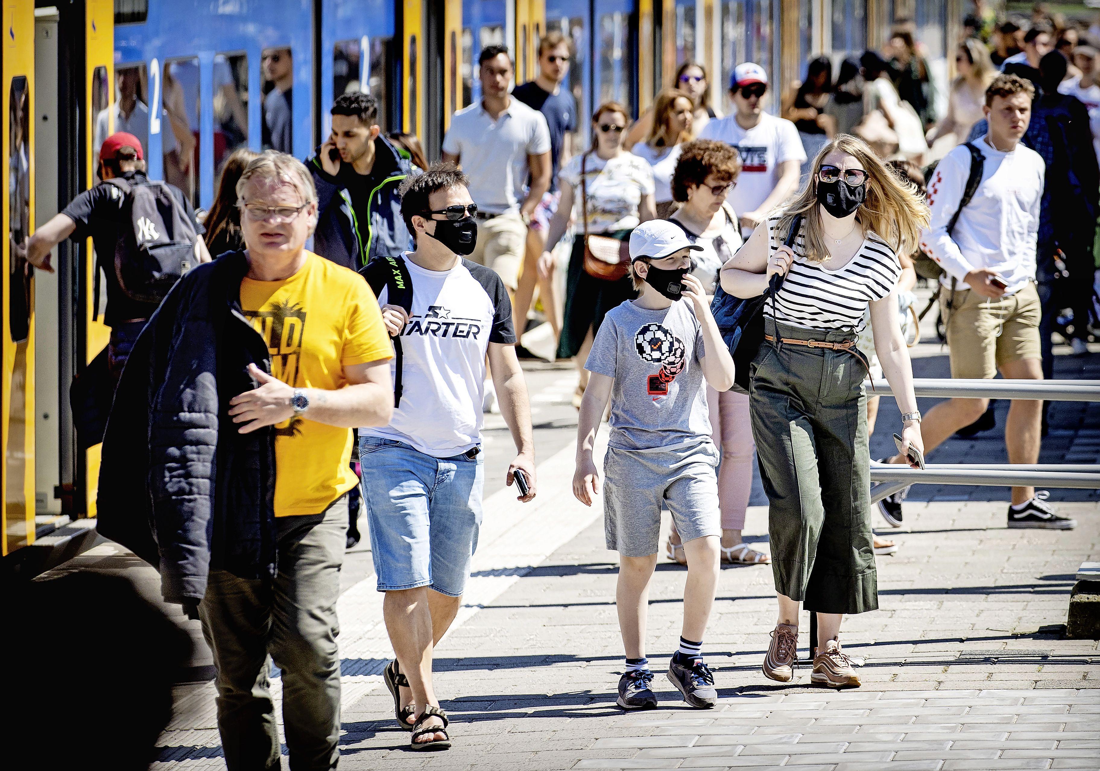 NS wil F1-fans 'op maat' naar Zandvoort vervoeren