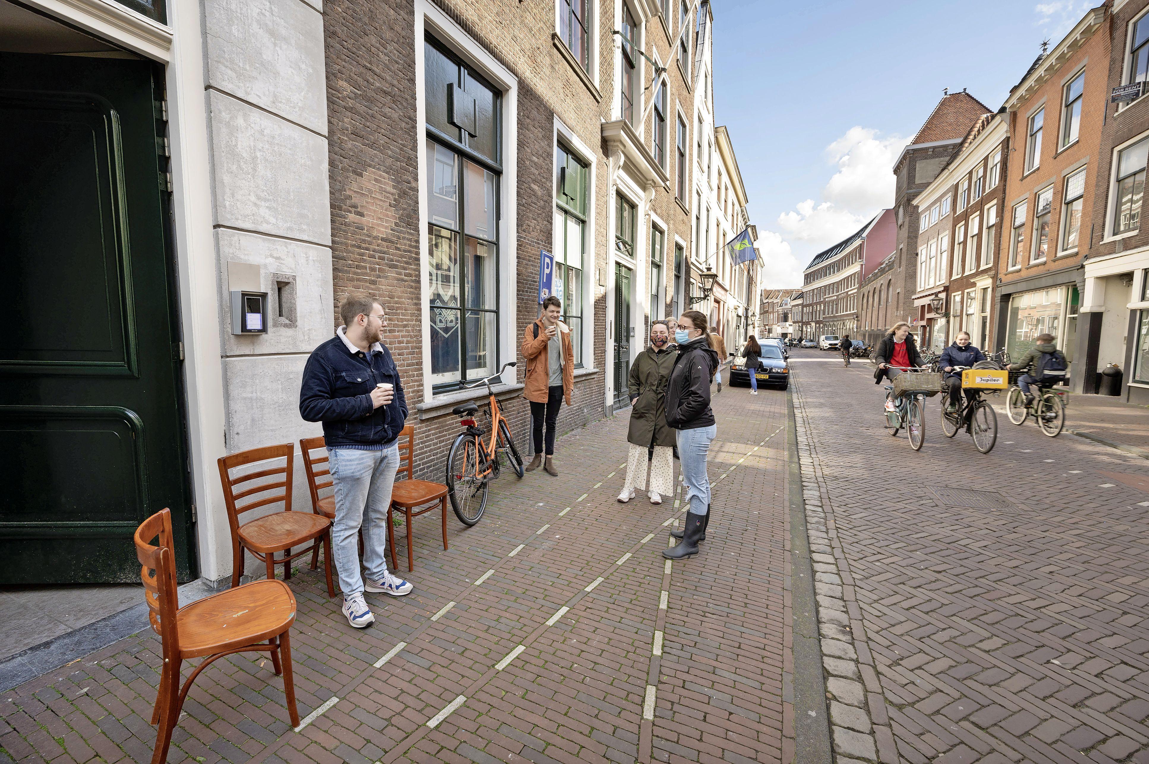 VVD Leiden wil meer perspectief voor de eenzame student, FieldLab-experiment voor verenigingen