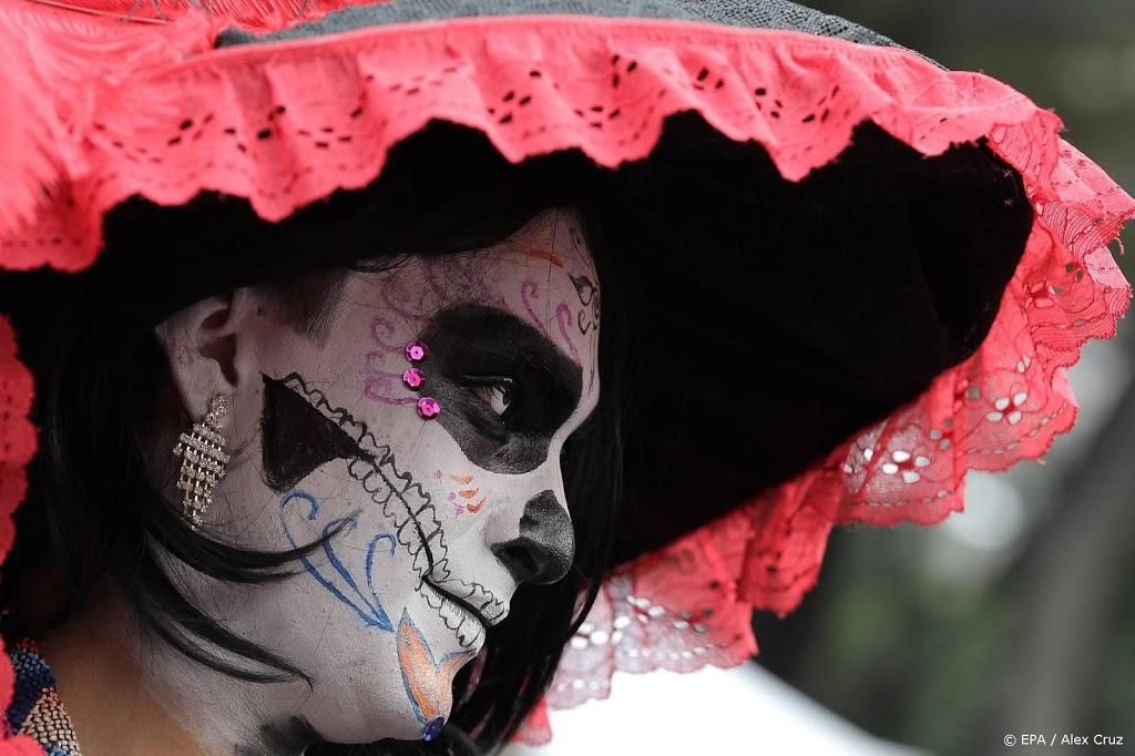 Overheid Mexico wil begraafplaatsen dicht op Dag van de Doden