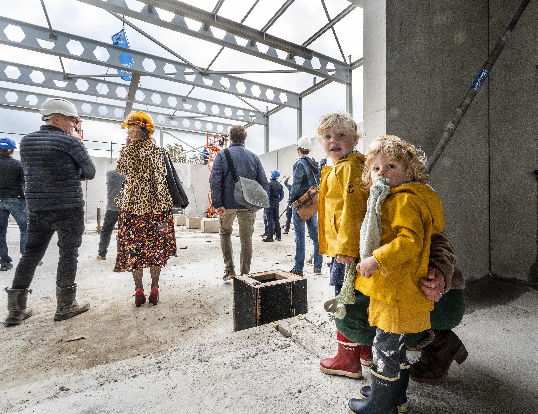 Haarlems Rudolf Steiner College krijgt gebouw dat leerlingen 'omhult'