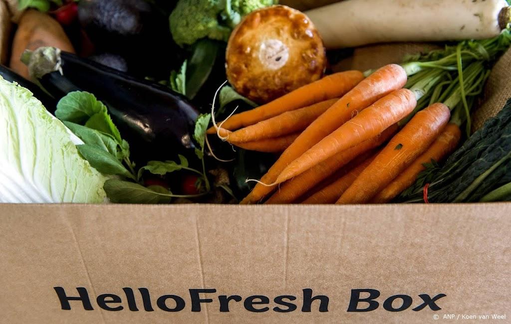 Nederlanders geven per jaar 700 miljoen uit aan maaltijdboxen