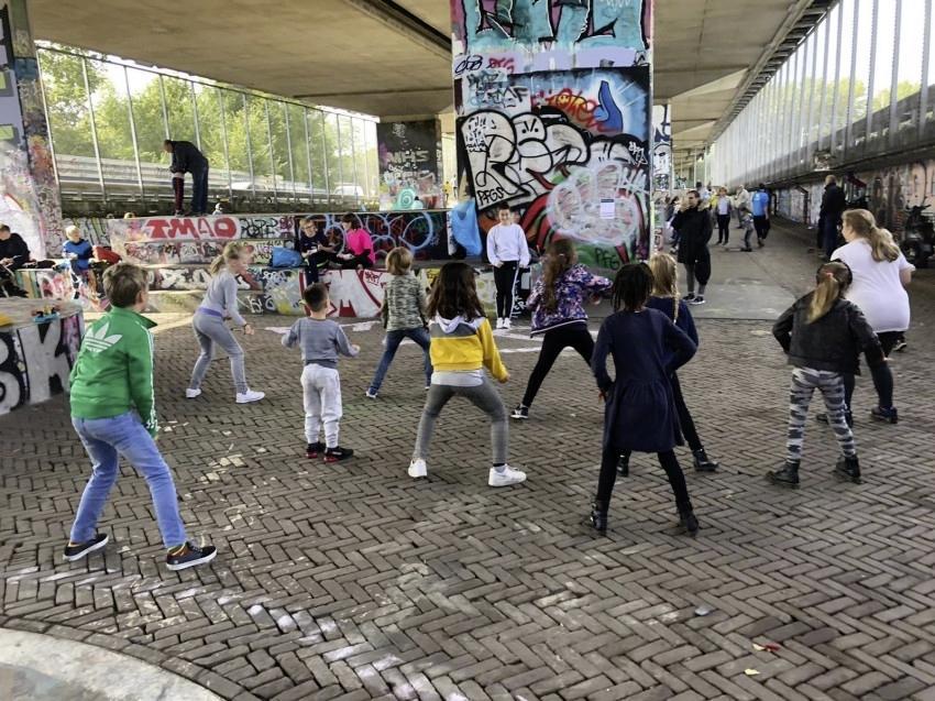 Gemeente Zaanstad trekt tachtigduizend euro extra uit om kinderen te laten sporten