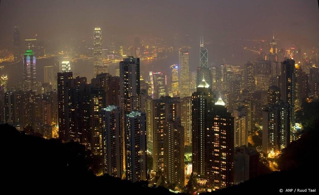 Duizenden inwoners Hongkong moeten in lockdown