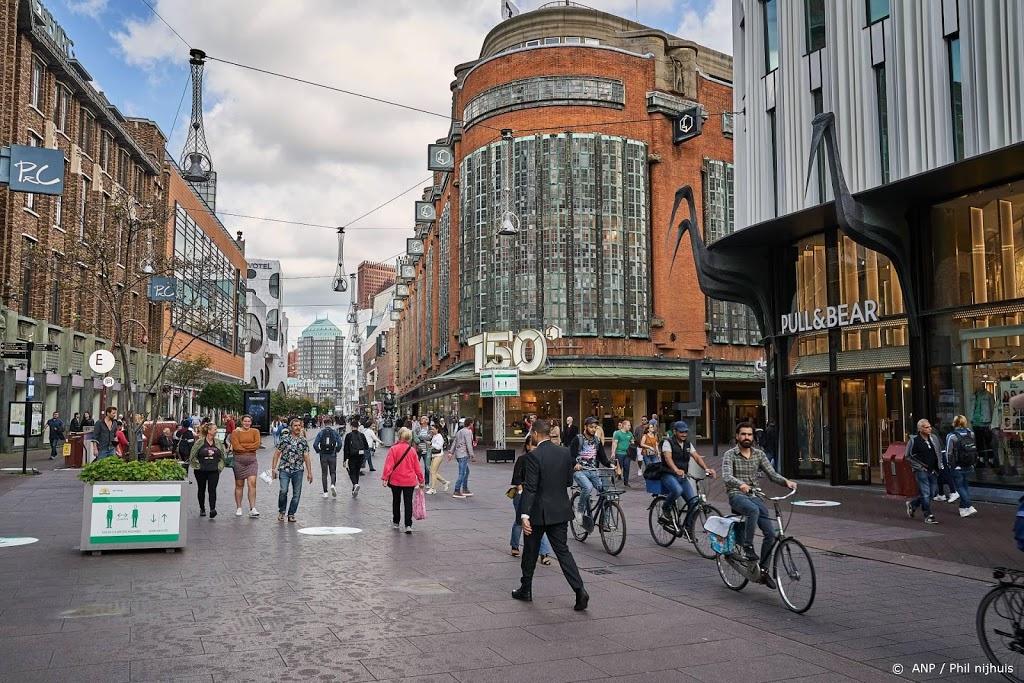Gemeente Den Haag: kom niet naar de stad
