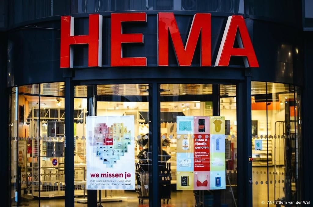 Winterweer zit opening HEMA-filialen voor afhalers dwars