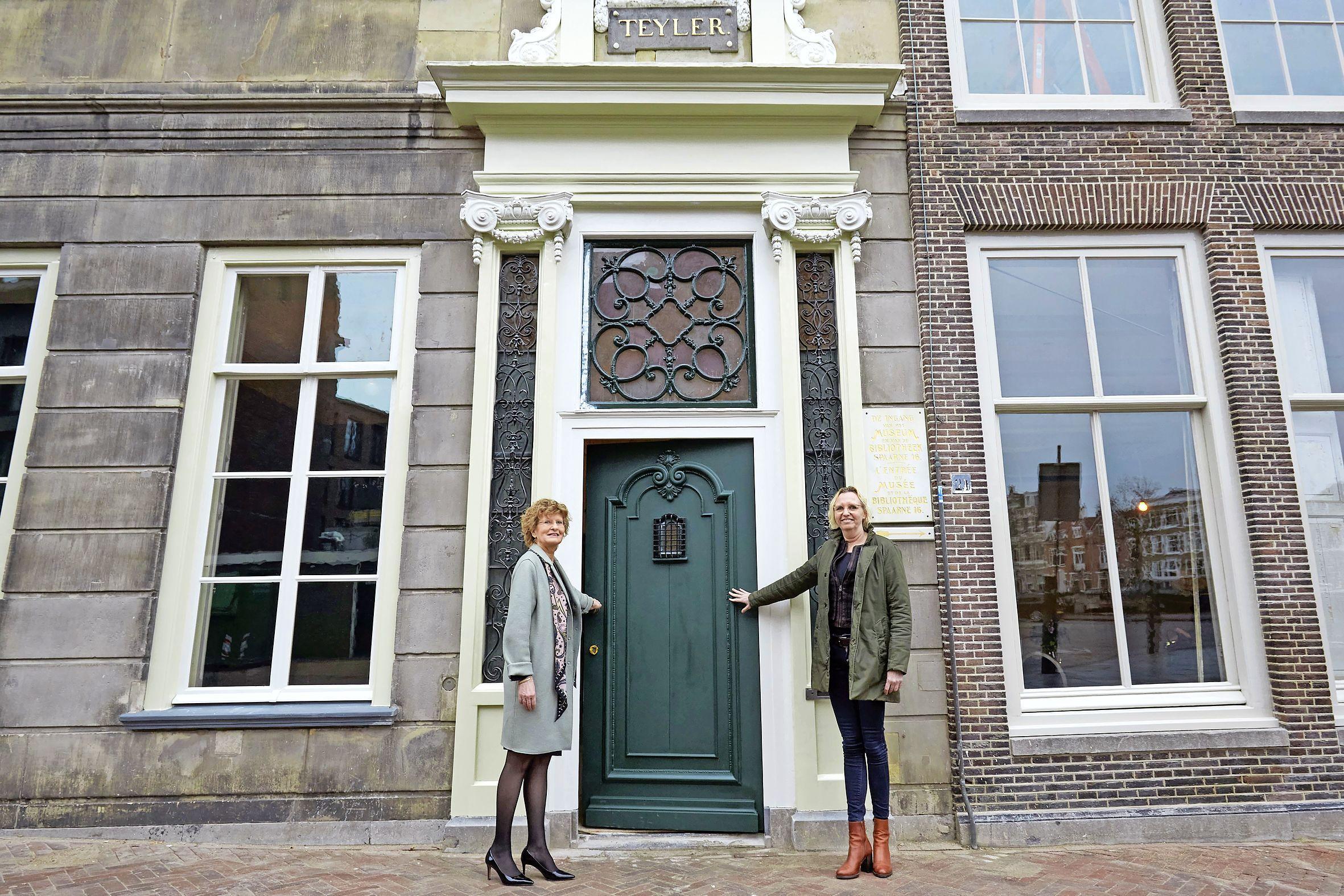 Pieter Teylers Huis in Haarlem overgedragen aan museum, in november open voor publiek