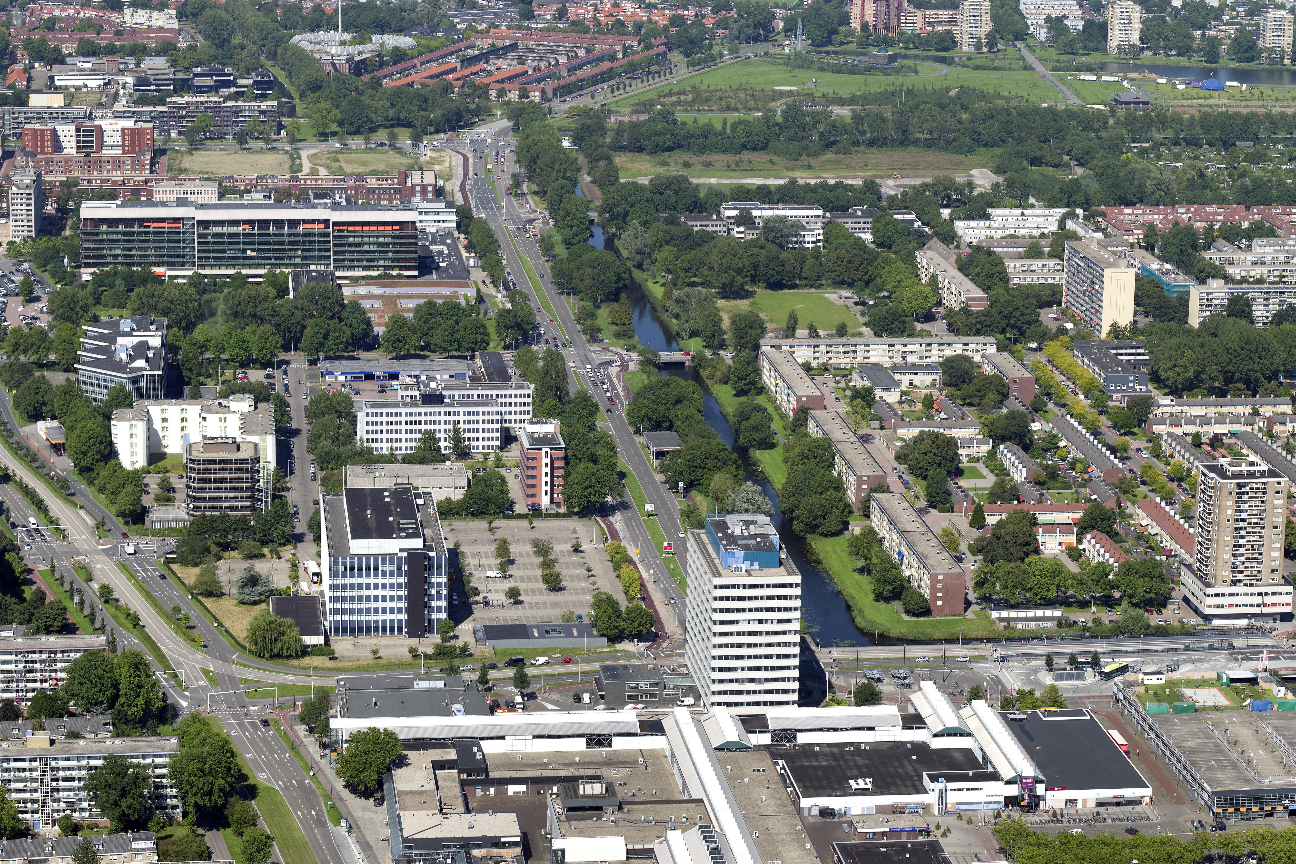 Achterstandswijk of geliefd dorp? Schalkwijk is in Haarlem een wijk met twee imago's. 'Vooral van buitenaf wordt er onterecht slecht over ons gedacht'