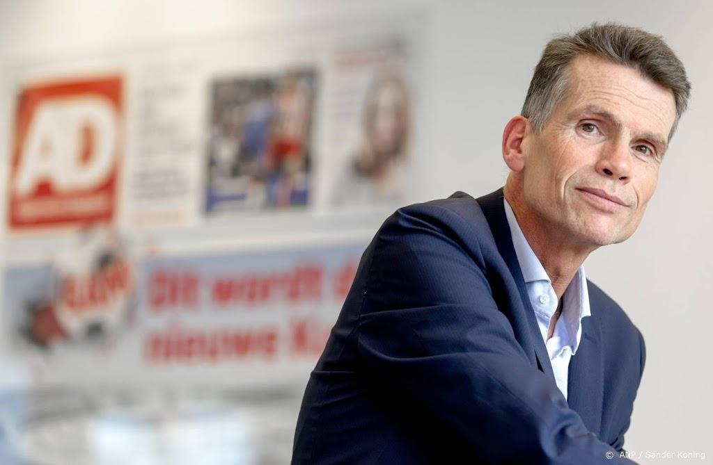 Rennie Rijpma volgt Hans Nijenhuis op als hoofdredacteur AD