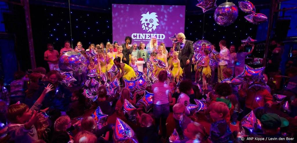 Kinderfilmfestival Cinekid dit jaar in het land en online