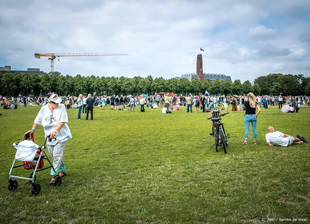 Protestmarsen in regio Den Haag verboden
