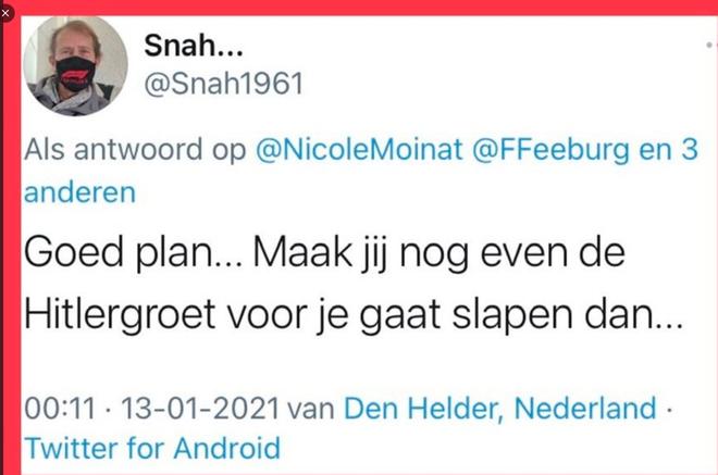 Voorzitter lokale omroep Den Helder stapt op na twitterruzie met PVV-leden: 'Om verdere imagoschade te voorkomen'