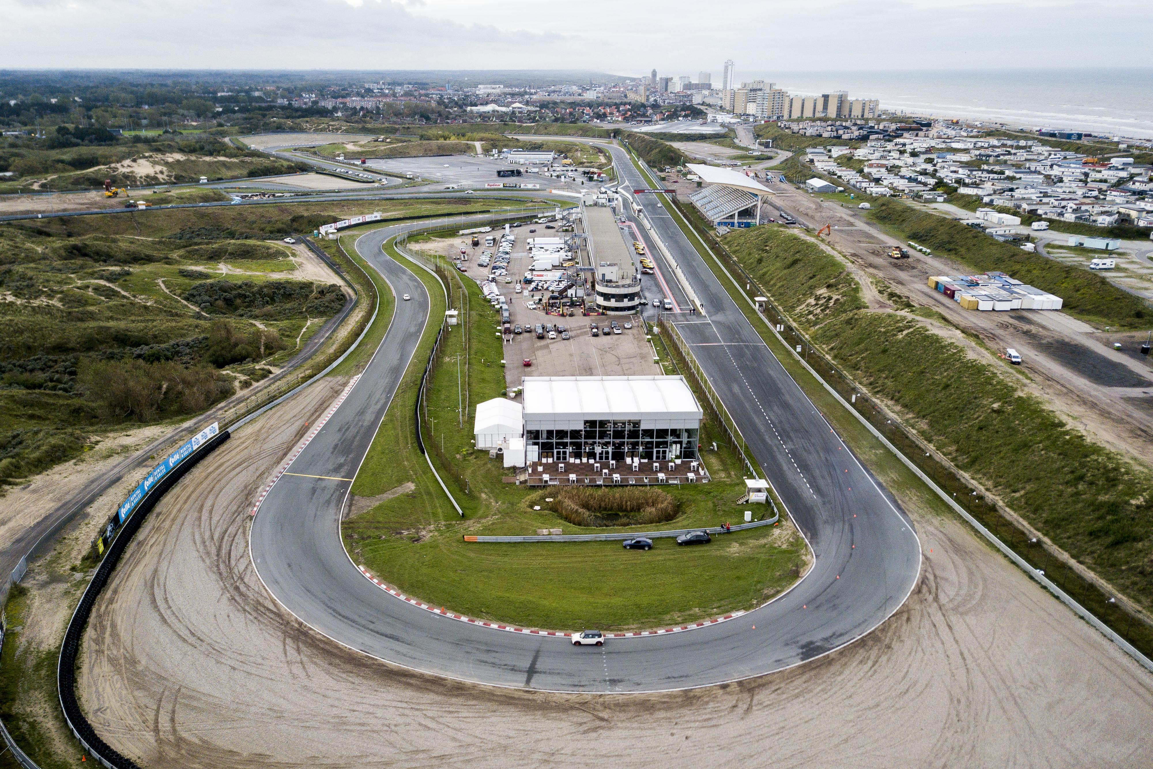 Milieugroepen verliezen ook tweede rechtszaak tegen Formule 1 in Zandvoort, verbouwing start maandag