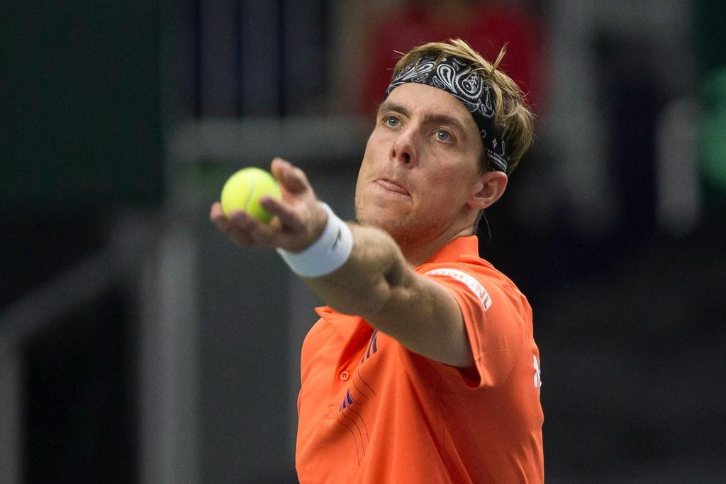 Griekspoor in finale NK tennis te sterk voor Sels