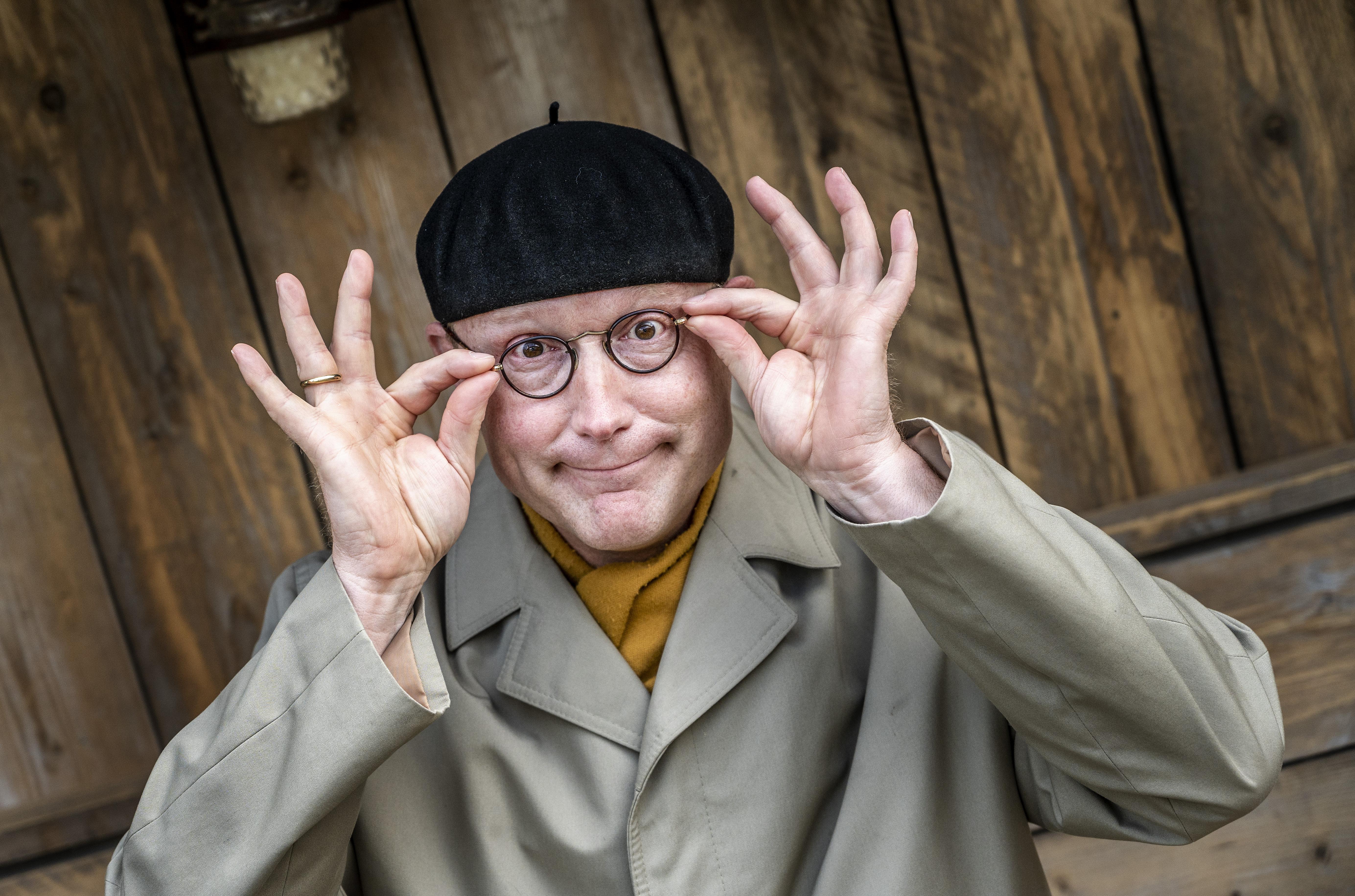 Zwanenburgse Van Duin-imitator eindigt als derde bij strijd om Gouden Papegaai