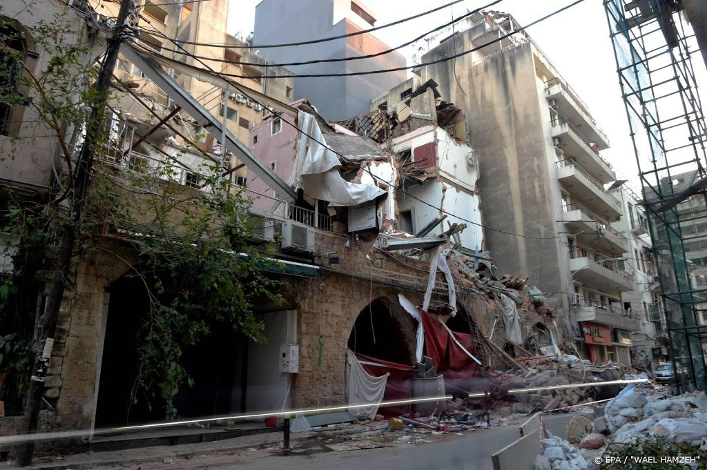 'Justitie Libanon vervolgt 25 mensen voor havenramp'
