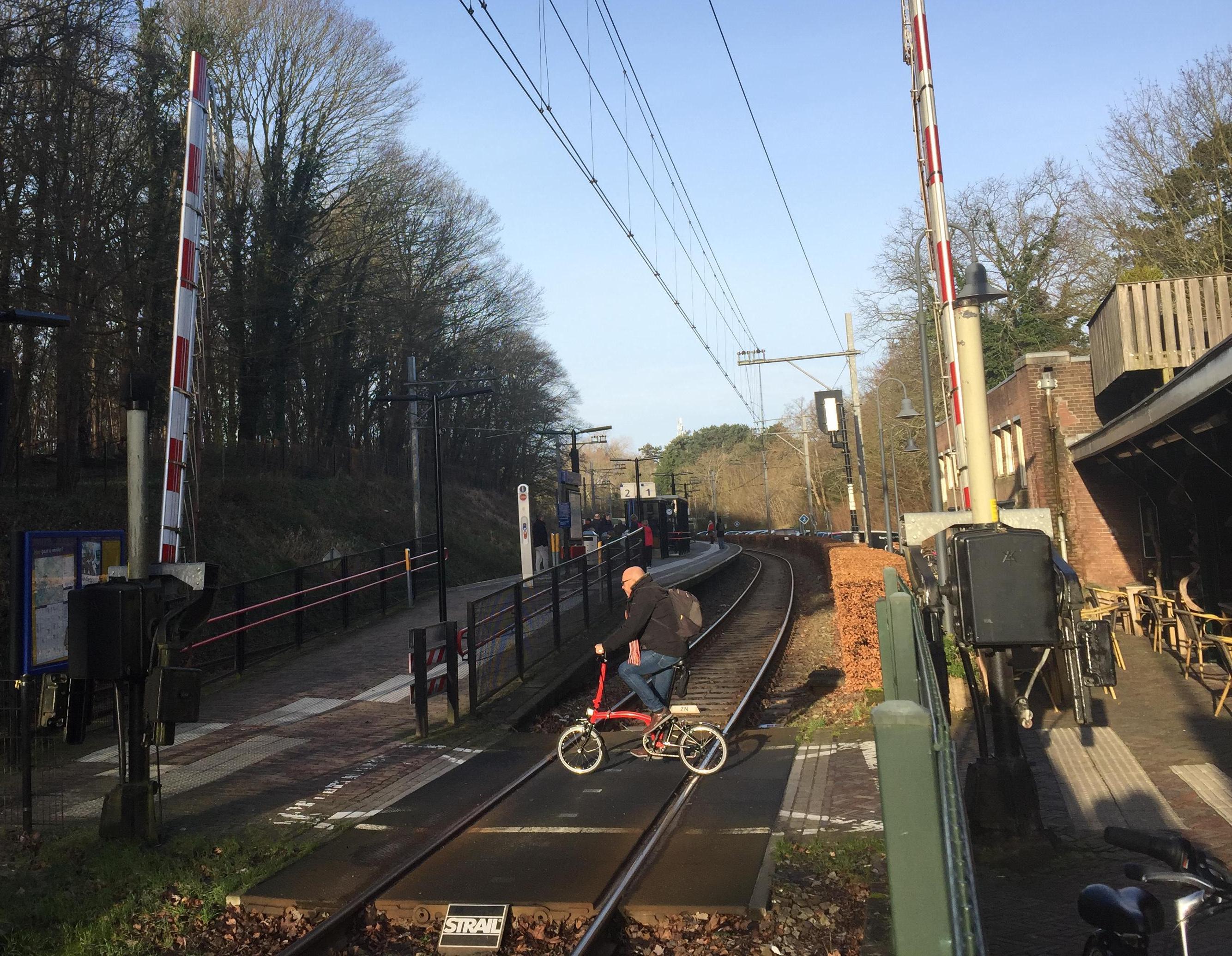 Prorail: Geen tijd om aanpassingen spoorbaan Haarlem-Zandvoort te testen vóór start Formule 1