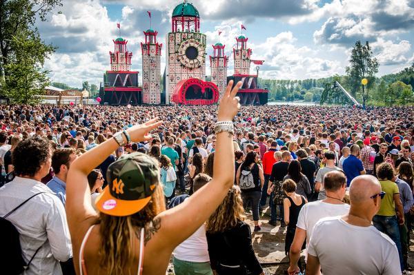 Festivalcamping Mysteryland naar 25.000 bezoekers