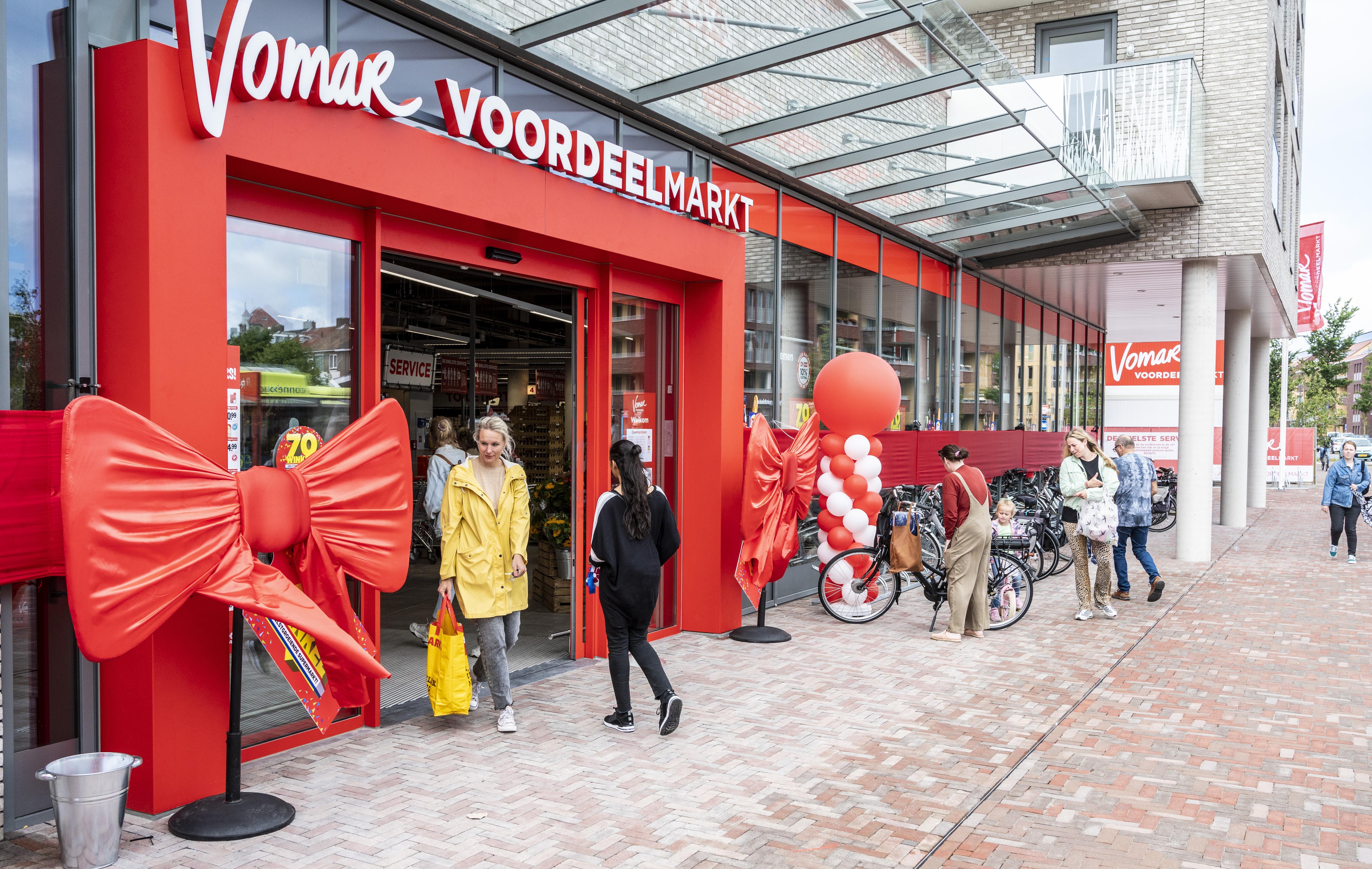 Half maart helderheid over Vomar in Heemstede, planning nieuwbouw snel bekend
