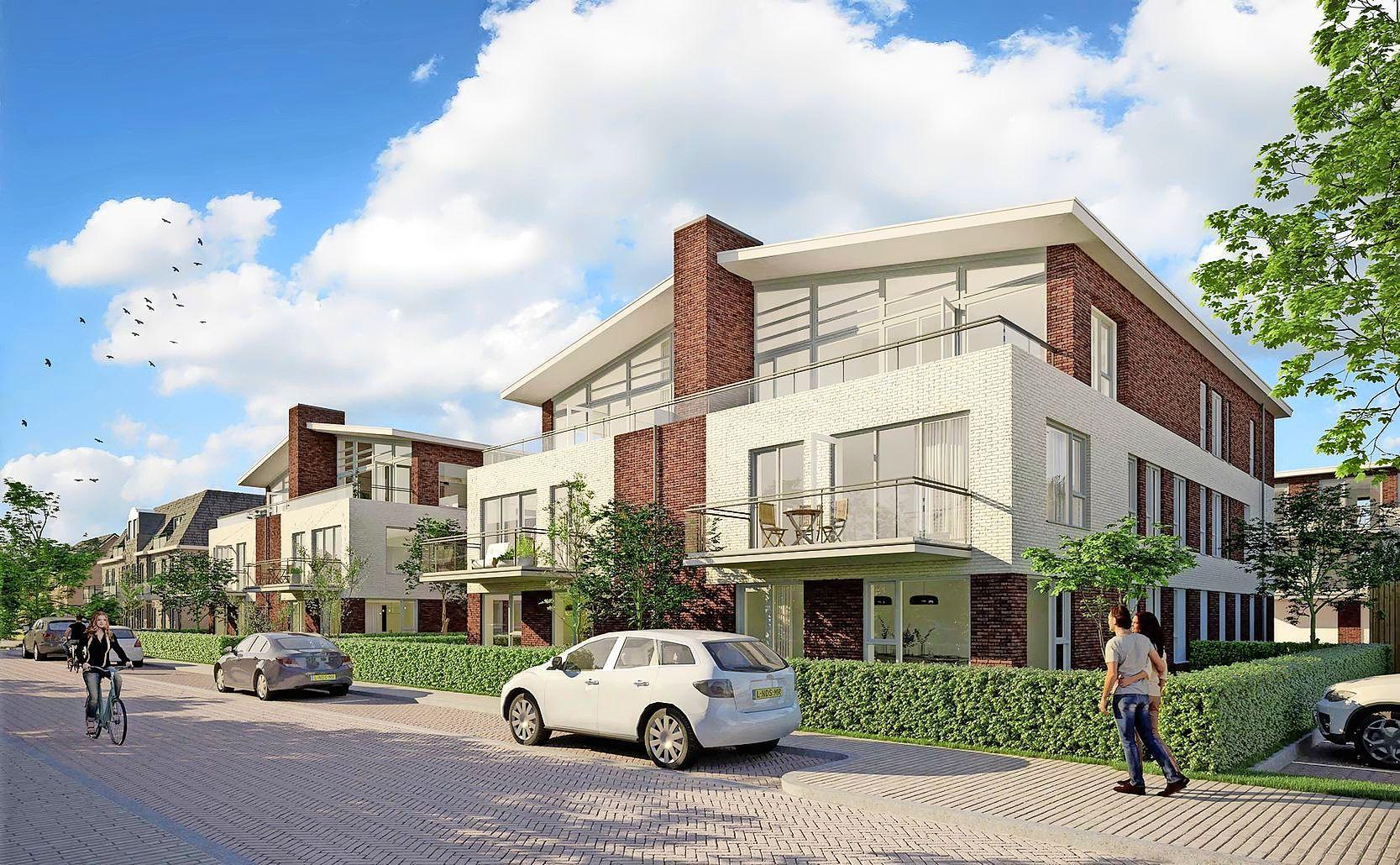 Verkoop van eerste zestien appartementen van woningbouwproject op Van Ackerterrein uitgesteld: 'Planning is niet rond'