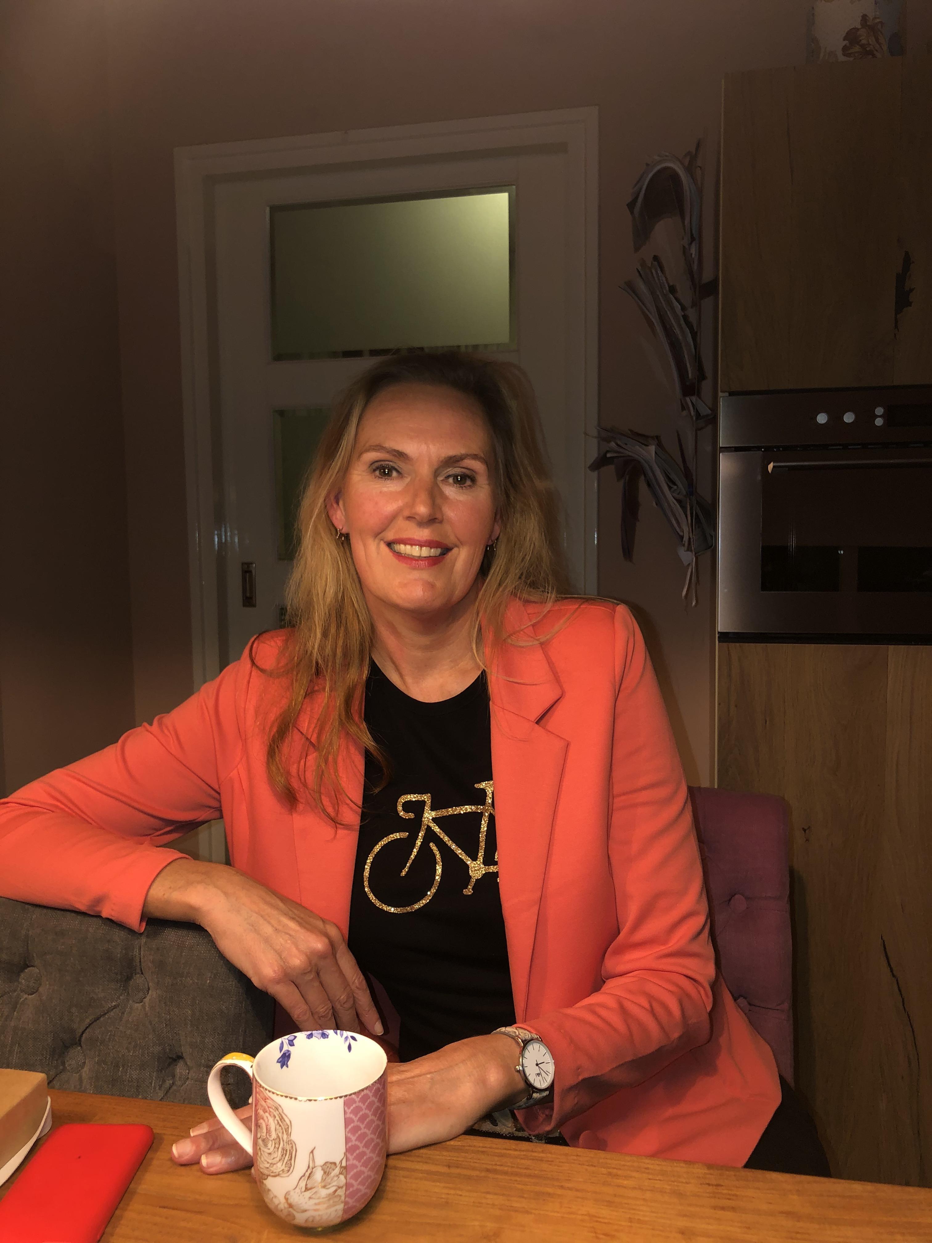 Angèle Pronk voelt zich heel betrokken. 'Belangrijk dat bewoners van het buitengebied Schagen aan toeristen laten zien wat ze allemaal in huis hebben'