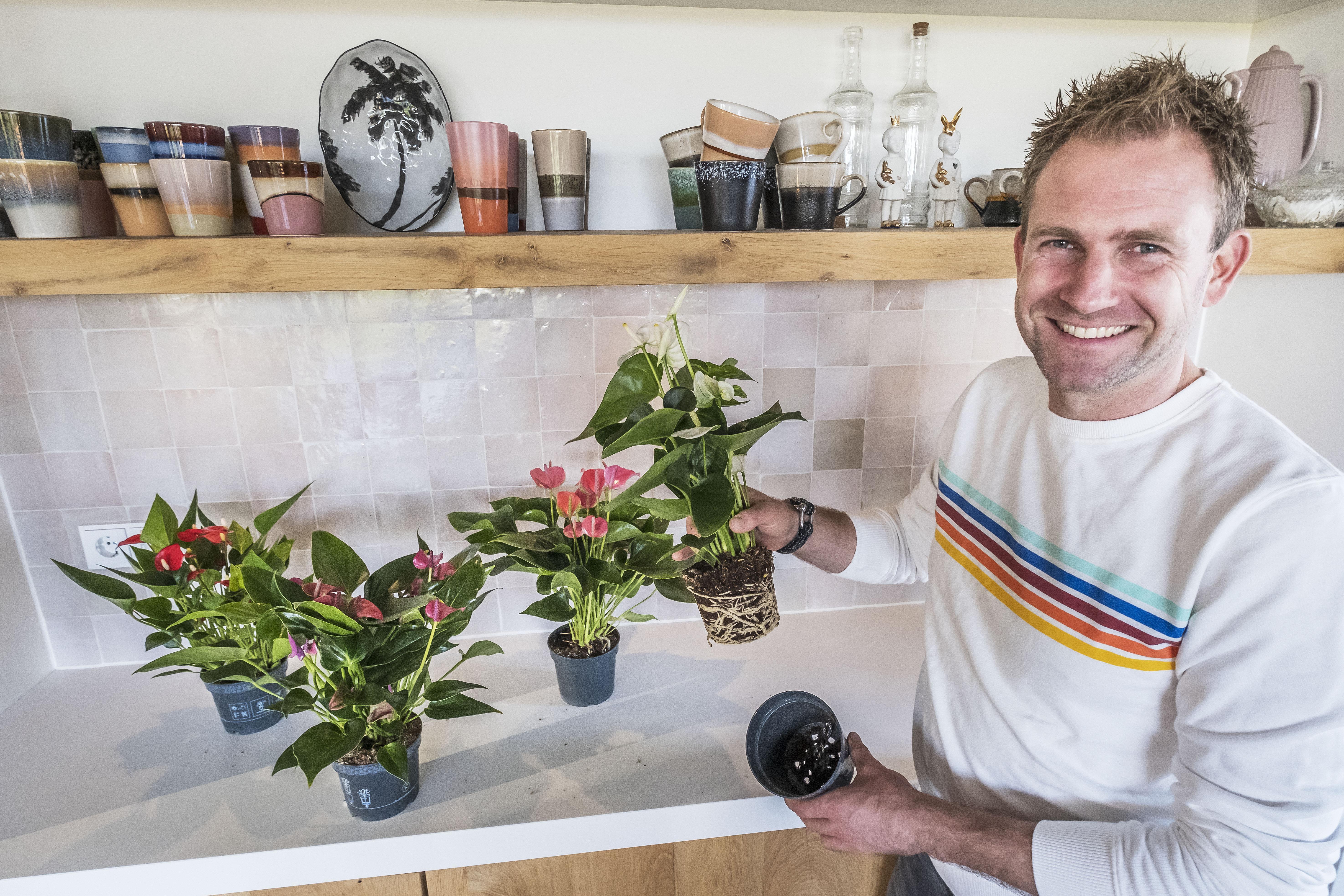 Boer Tom haalt gezond groen in huis | collumn
