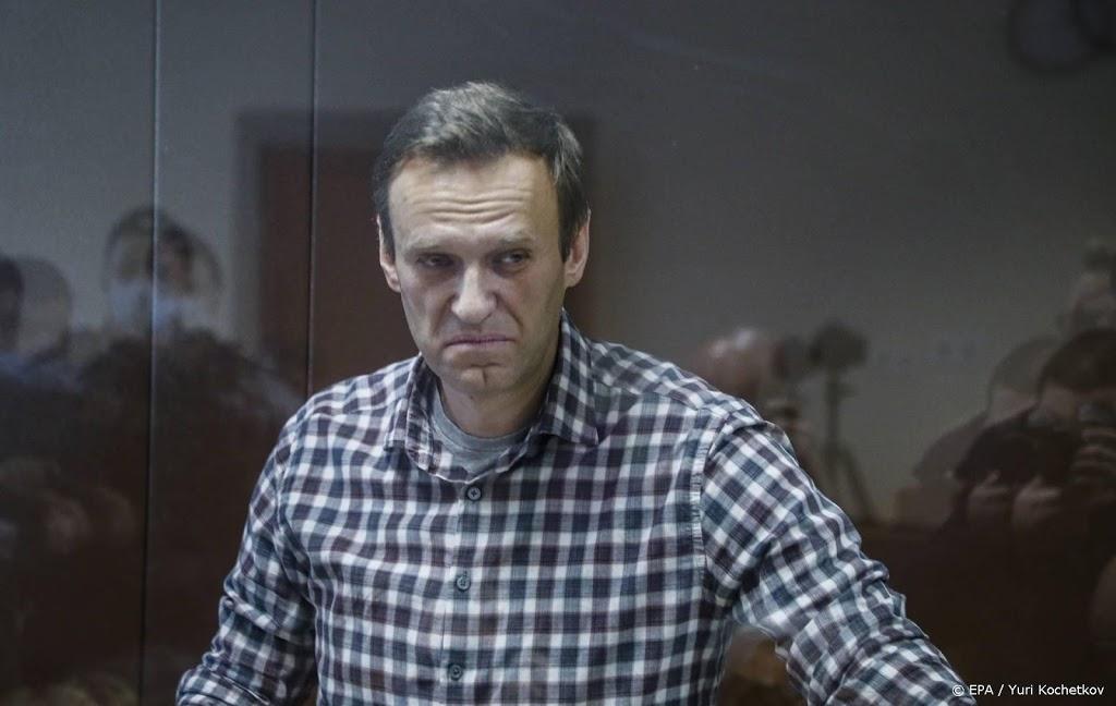 Gevangen Russische oppositieleider Navalni laat van zich horen