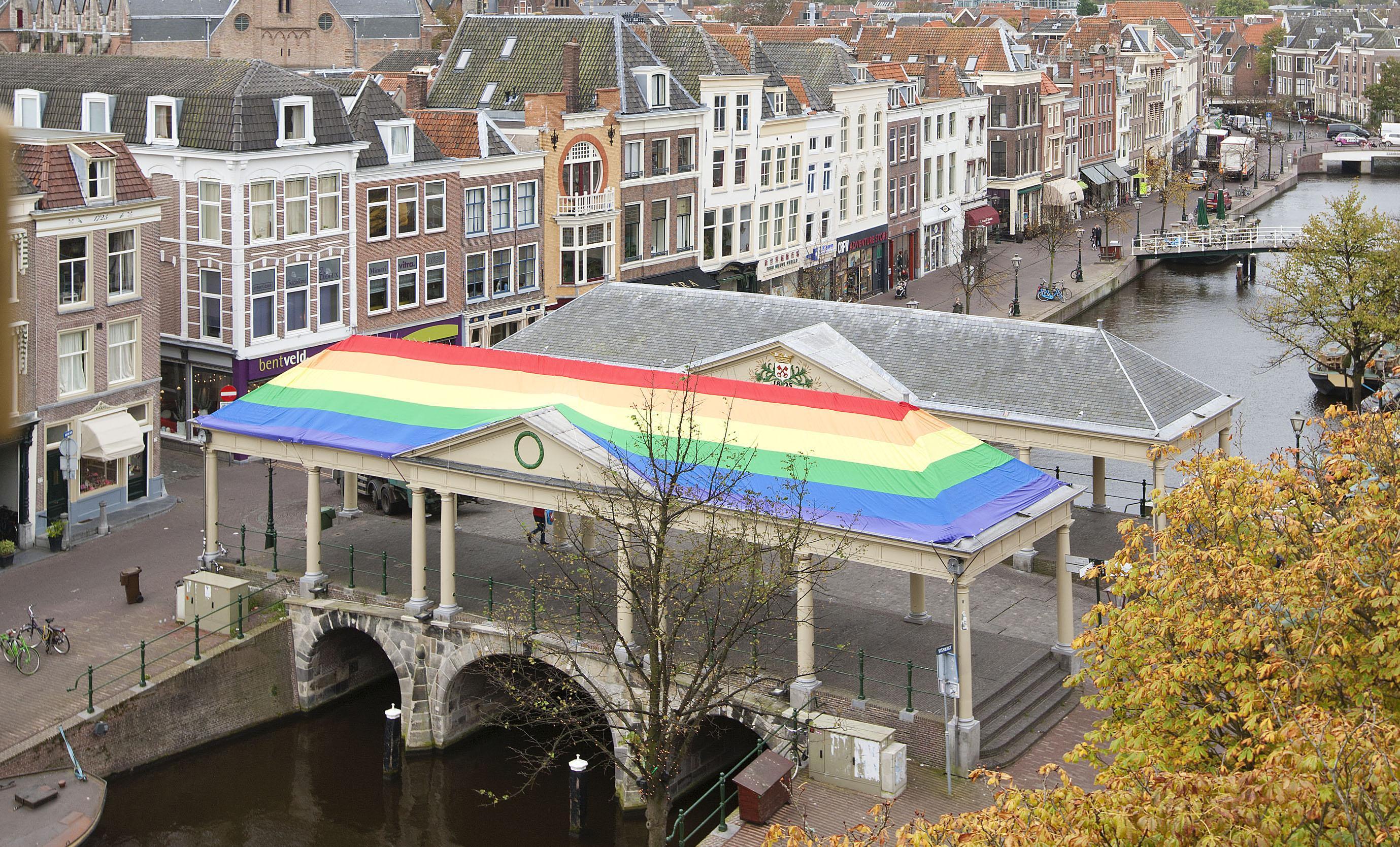 Leiden komt met speciale app voor lokale LHBTI-gemeenschap