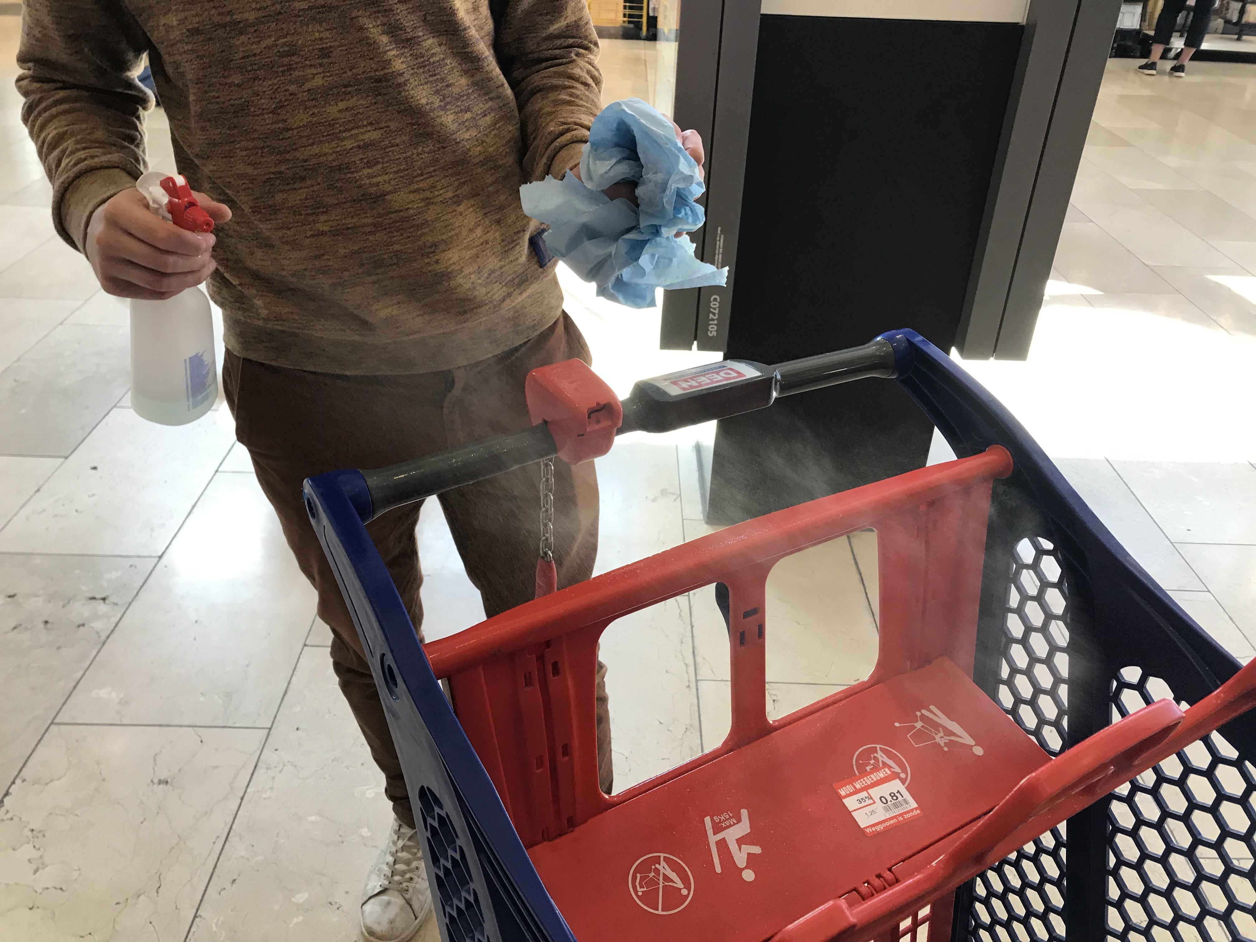 Zijn de supermarkten in de IJmond nog wel coronaproof? 'We zagen laksheid bij de mensen'