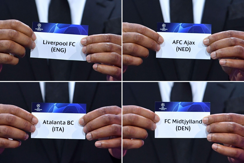 Ajax stuit op Liverpool en Atalanta Bergamo in groepsfase van Champions League