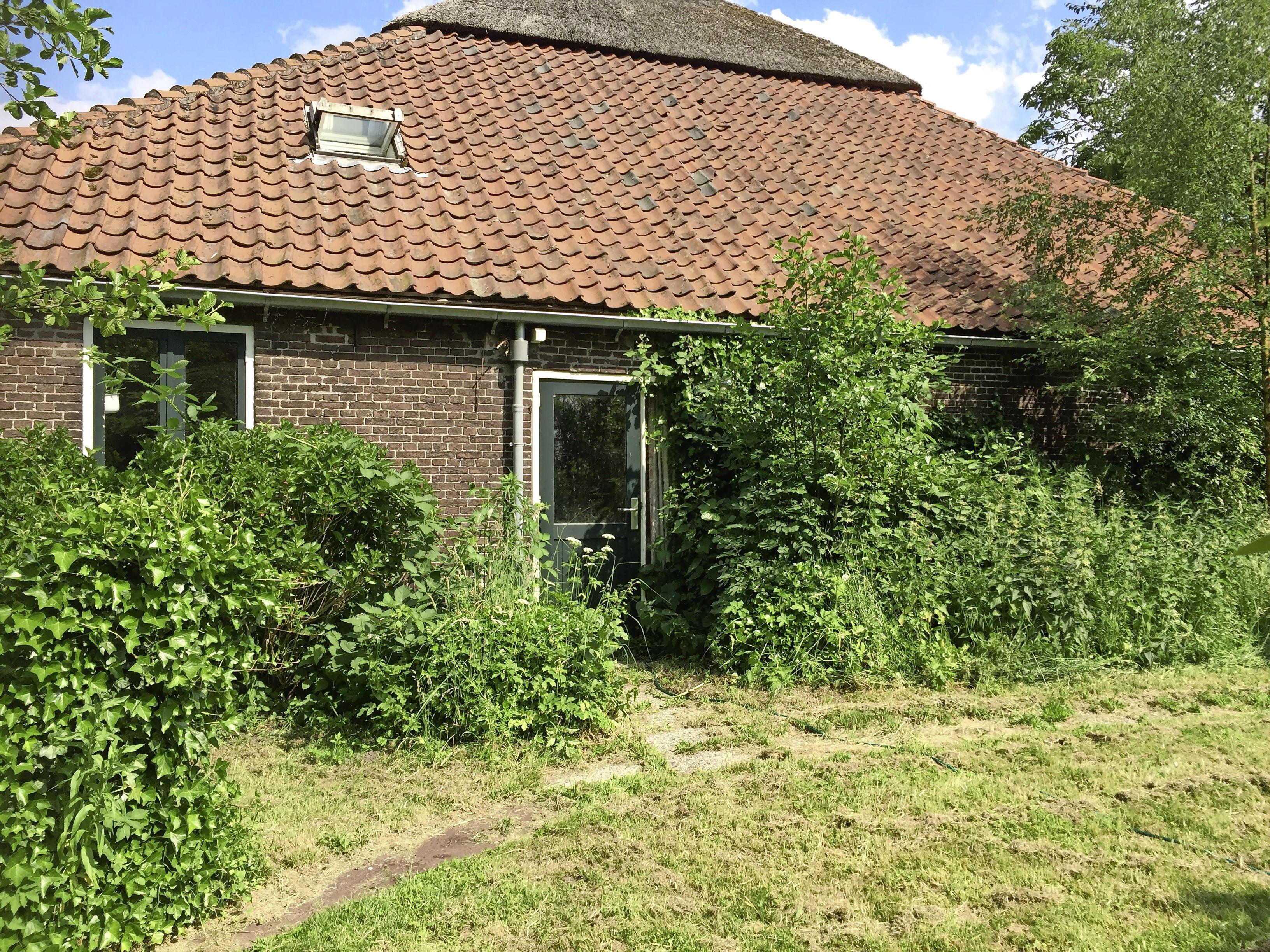 Spaarnwoude wil vervallen boerderij aan Lagedijk nieuwe bestemming geven