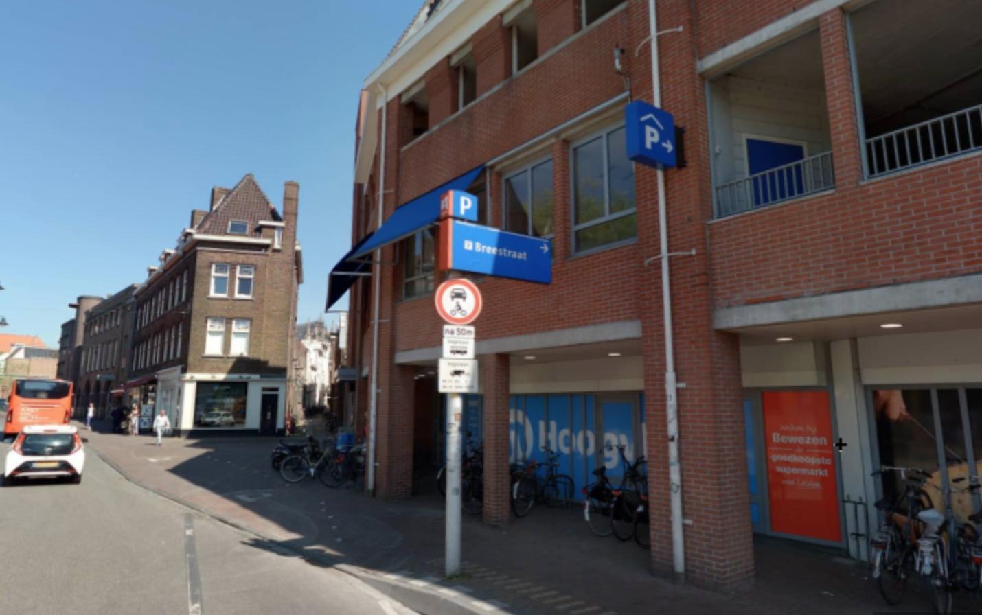 ANWB: zware onvoldoende voor Leidse parkeergarage Hoogvliet Centrum, topnotering voor de Lammermarkt