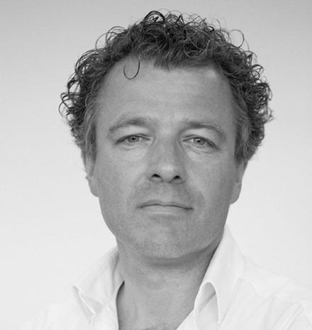 Willem Hein Schenk nieuwe stadsarchitect van Haarlem