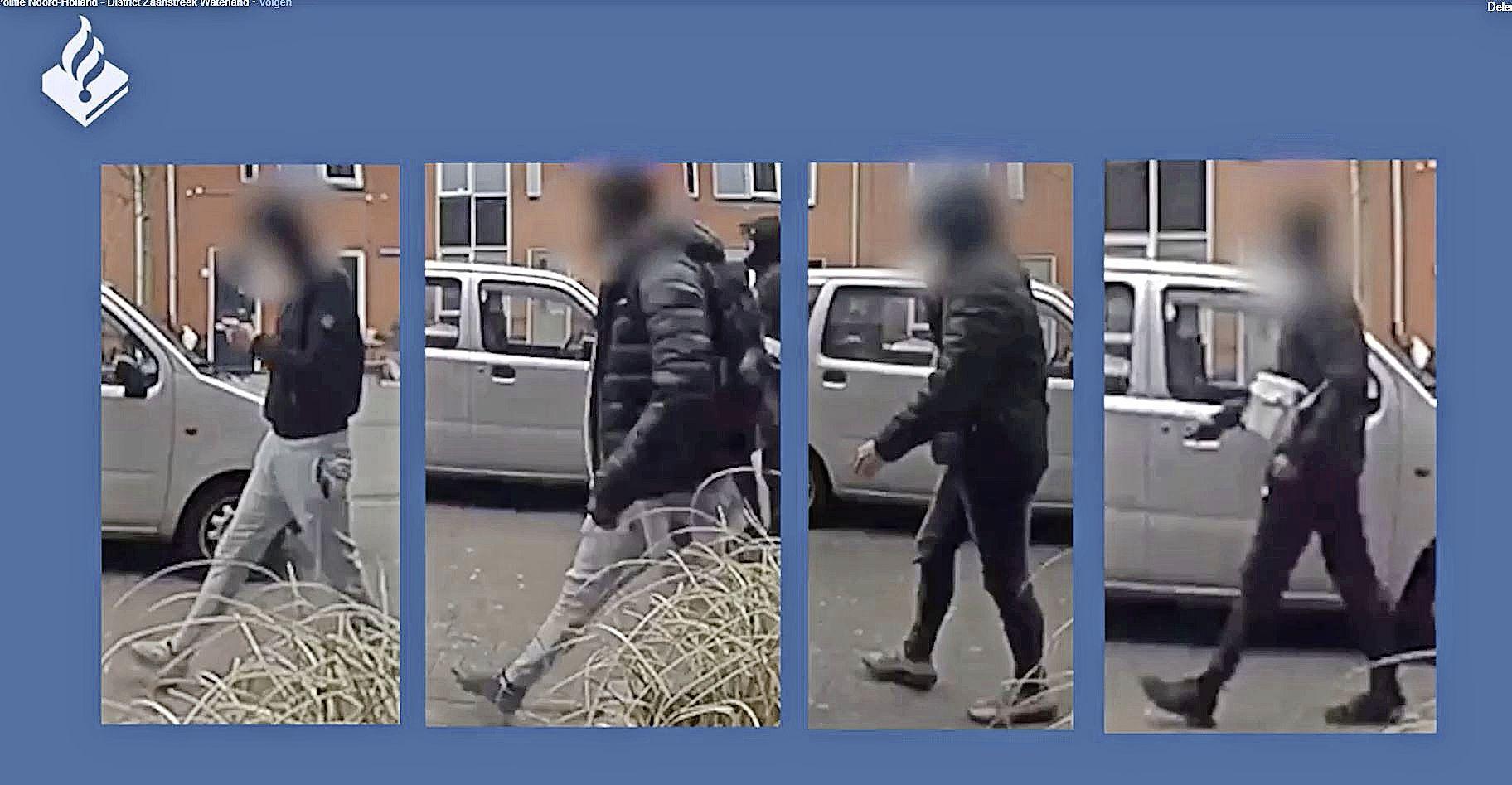 Verdachten mishandeling station Krommenie-Assendelft krijgen twee weken de tijd om zich te melden, anders verspreidt politie herkenbare beelden [video]