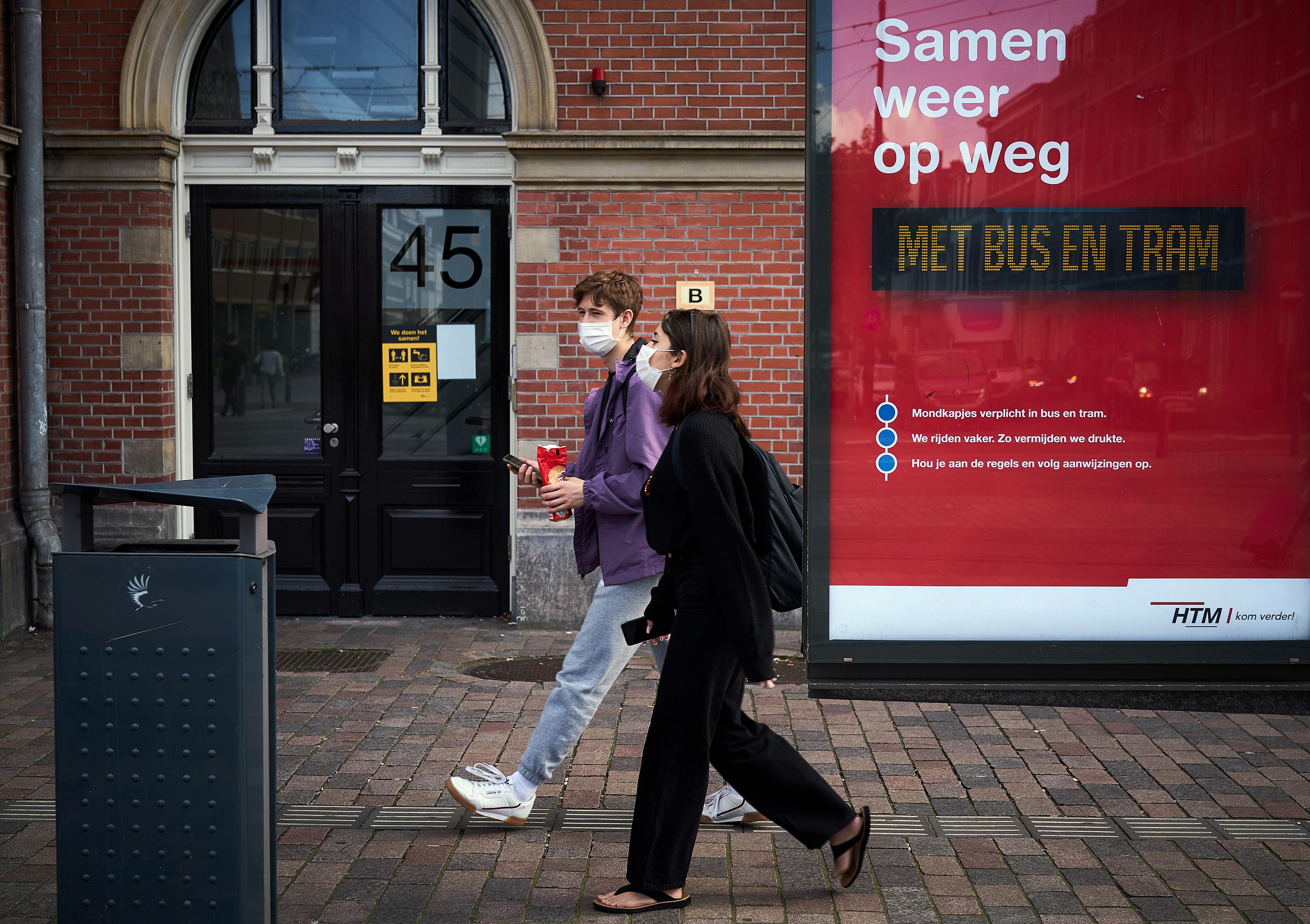 Pieter Broertjes: 'We zijn toe aan mondkapjes in de openbare ruimte, winkels en supermarkten'
