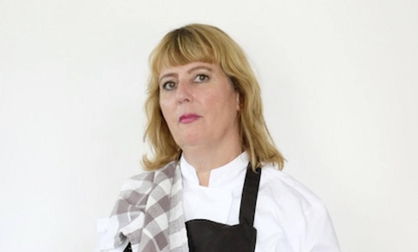 Nanja Pol ziet zich al staan in de keuken van het Koninklijk Paleis
