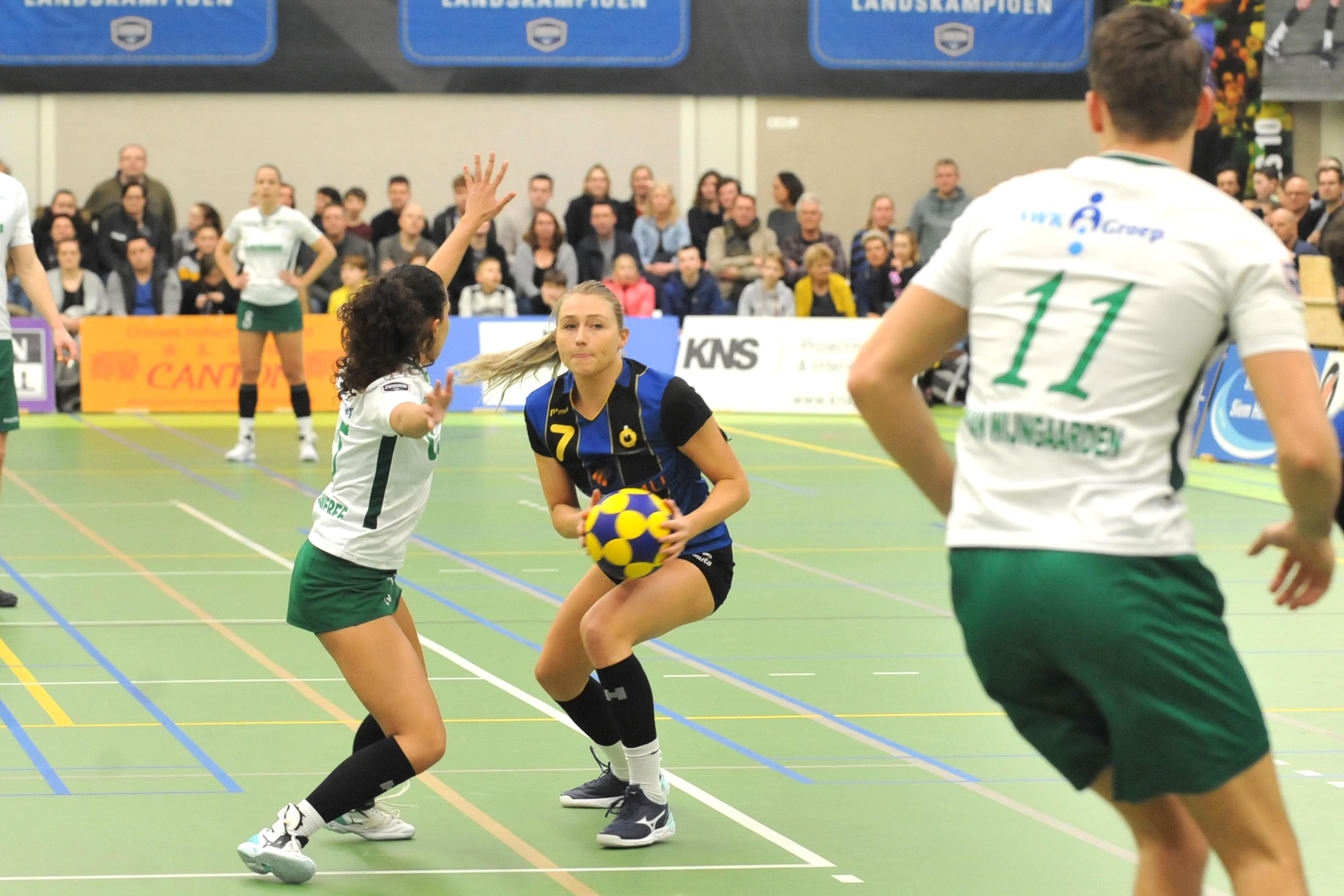 KZ-korfbalster Anna Kriek (24) toont aan dat diabetes geen grote beperking hoeft te zijn: 'Heel gaaf dat ik nu bij volwassen Oranje mee train'