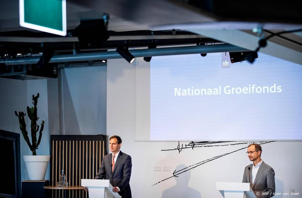 Raad van State kritisch over introductie Nationaal Groeifonds