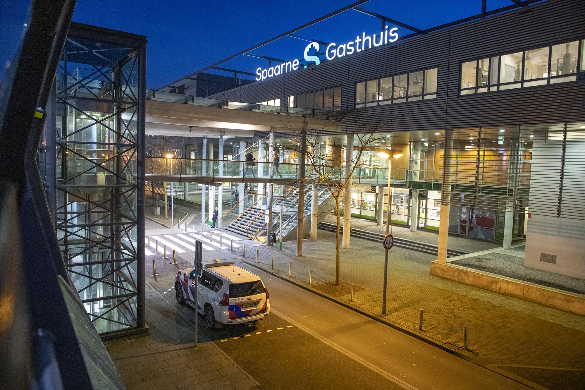 Brief met 'verdachte inhoud' aangetroffen in Spaarne Gasthuis in Hoofddorp