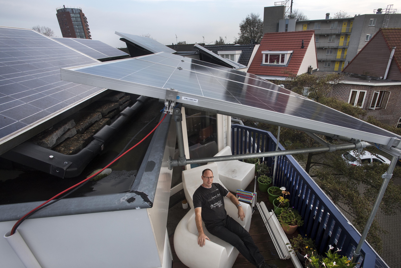Duurzame Huizenroute Haarlem: 'Het blijft niet bij zonnepanelen'