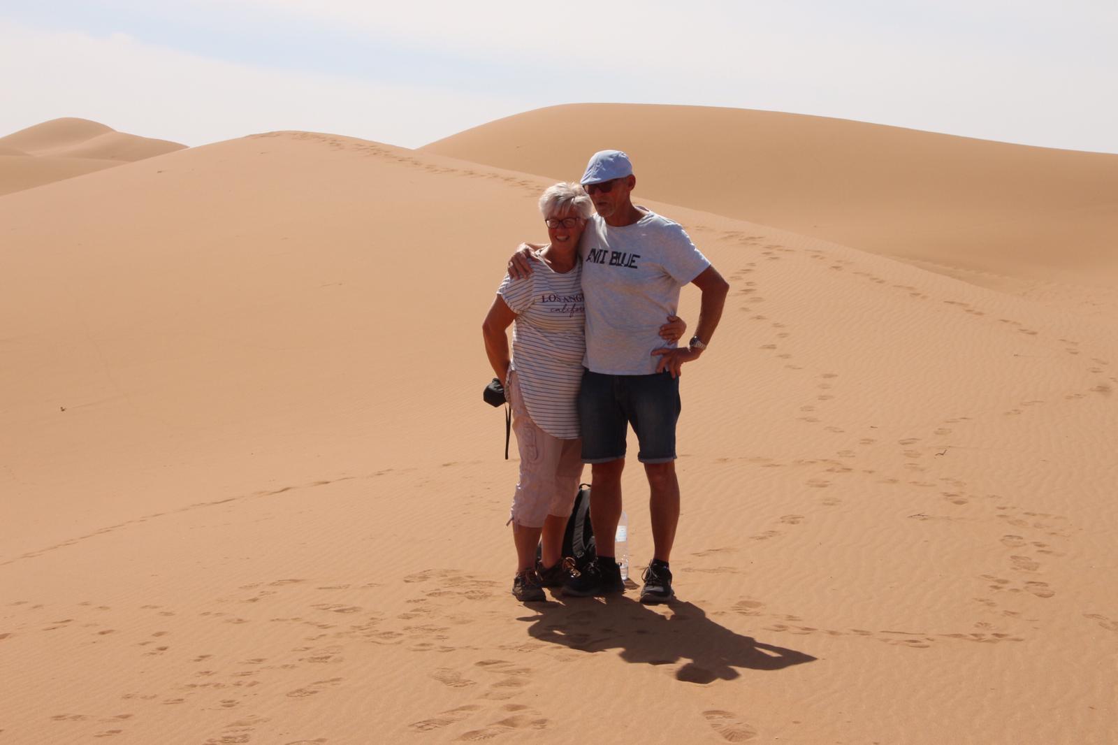 Heleen en Leo na twee maanden Marokko terug in 'heel andere wereld'