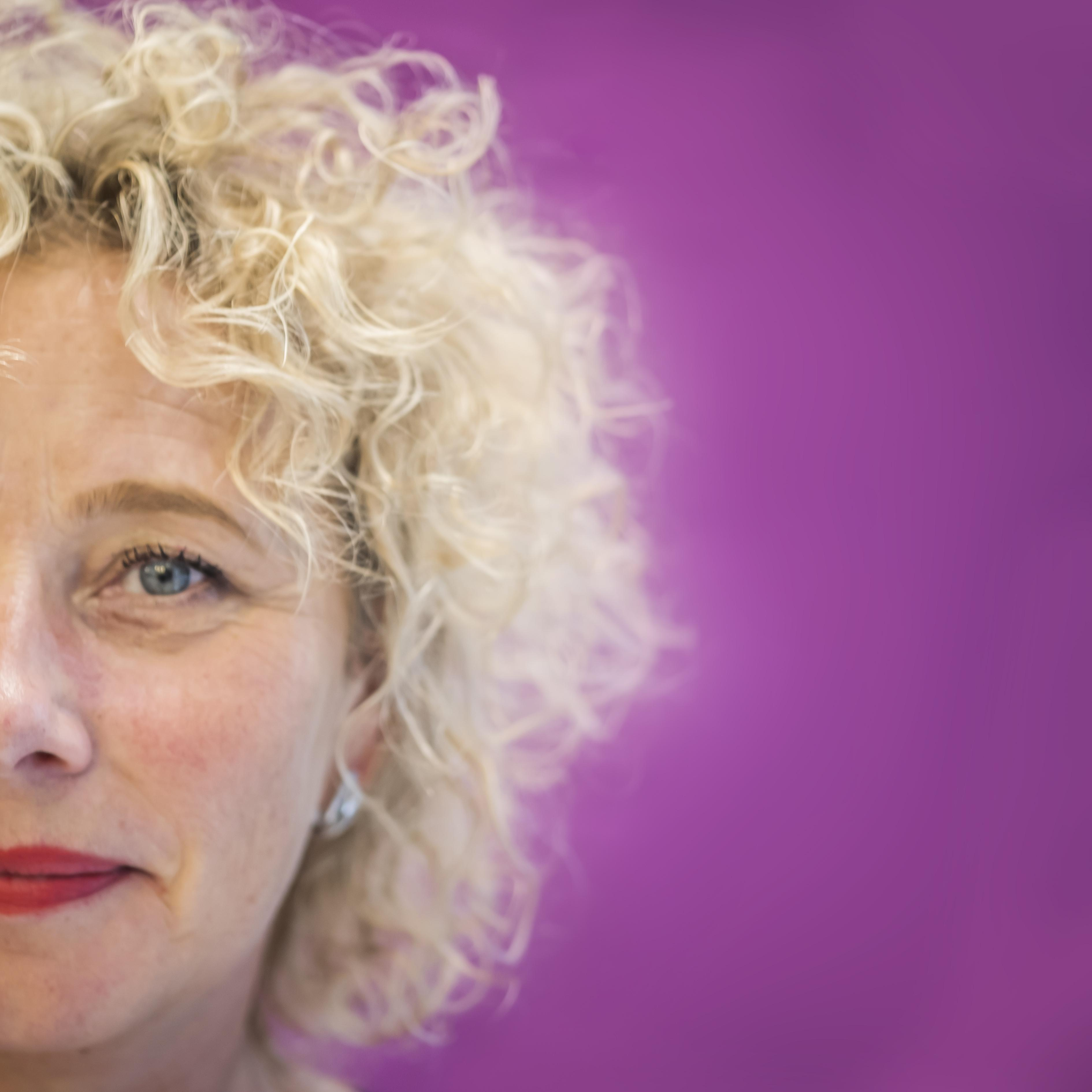 Belinda Dijlstra heeft haar blonde lokken weer terug