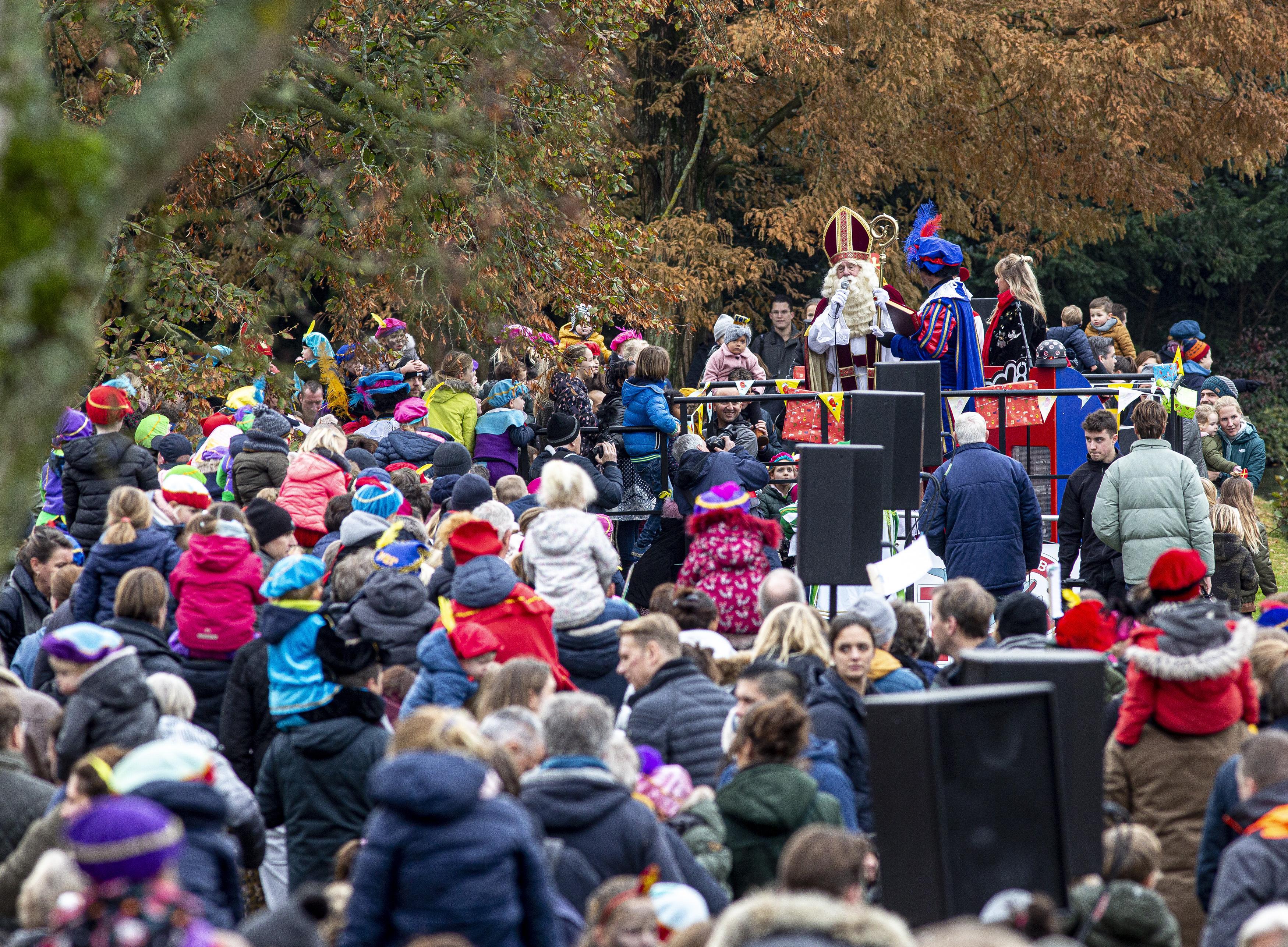 Geen Sinterklaasintocht in Heemstede, Sint-comité denkt na over digitaal alternatief