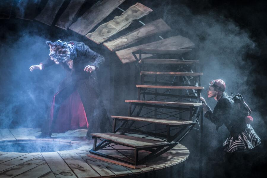 Van opera tot hoorspel: Podiumkids brengt theater thuis