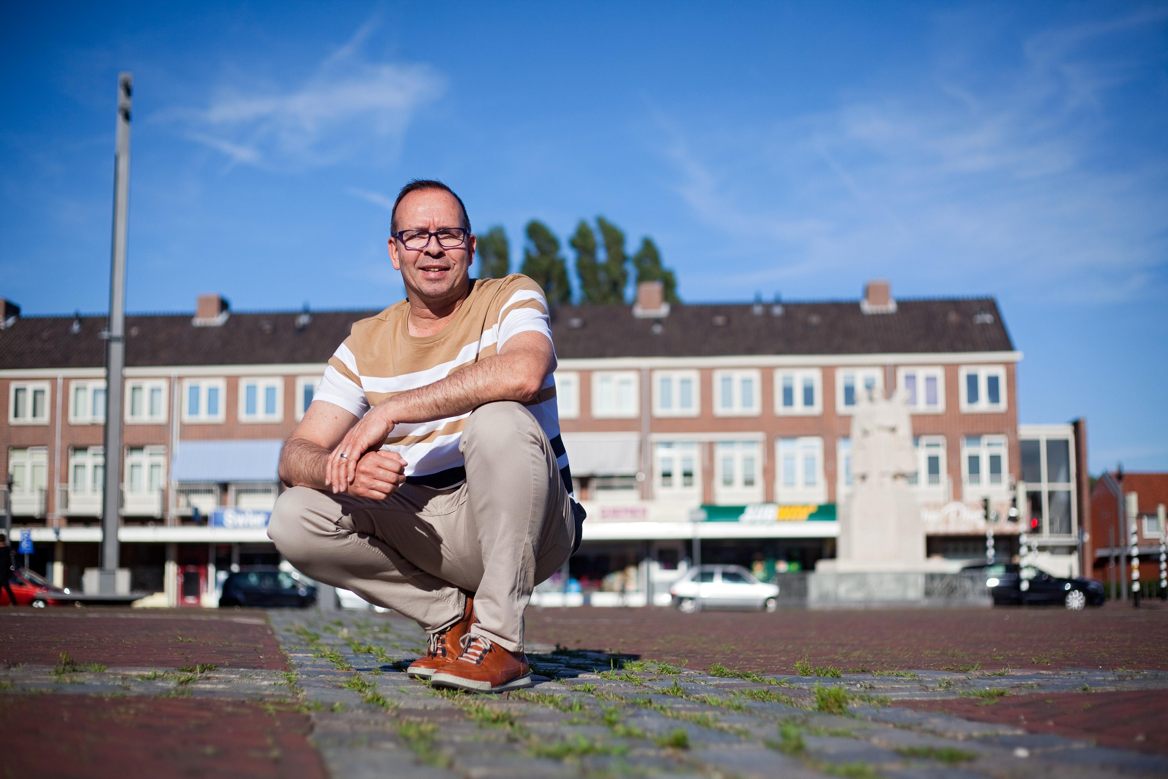René 'van Subway IJmuiden' barst van de ideeën: 'Ik voel een enorme betrokkenheid bij alles wat ik doe'
