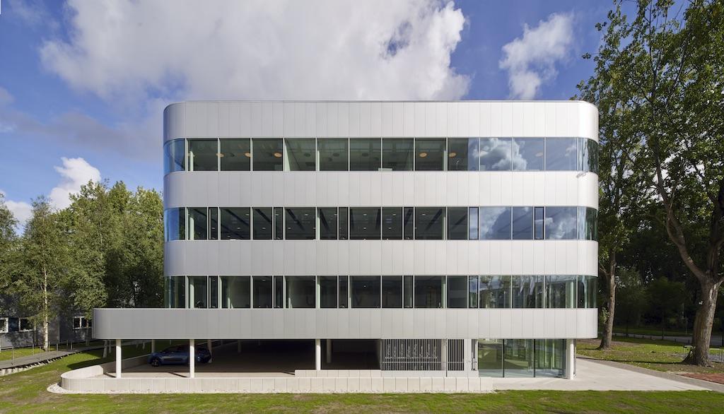 Naturalis en Nucleus Building winnen Rijnlandse Architectuurprijs