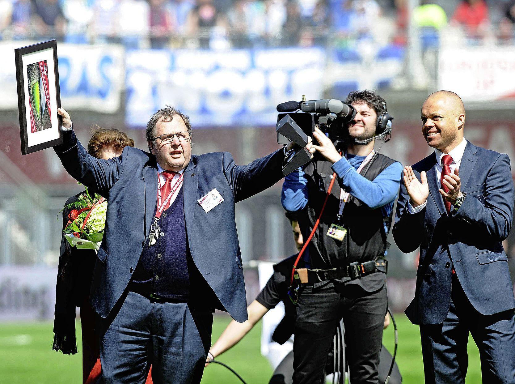 In dertig jaar AZ was hij bijna álles, behalve trainer en voorzitter. Wijnand Vermeulen (81), erelid van AZ, overleden