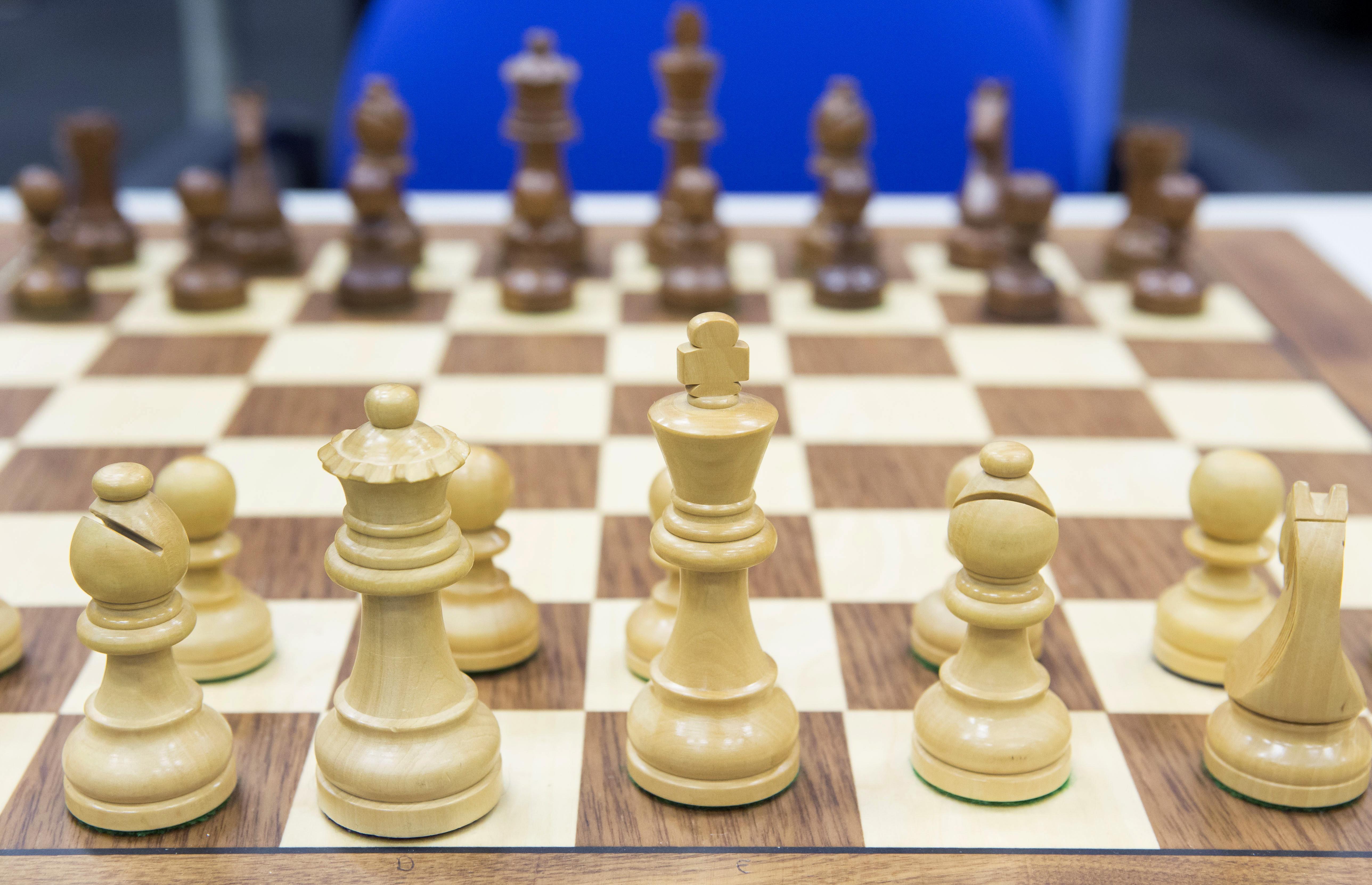 Duitse schaker Donchenko late invaller Tata Steel Chess