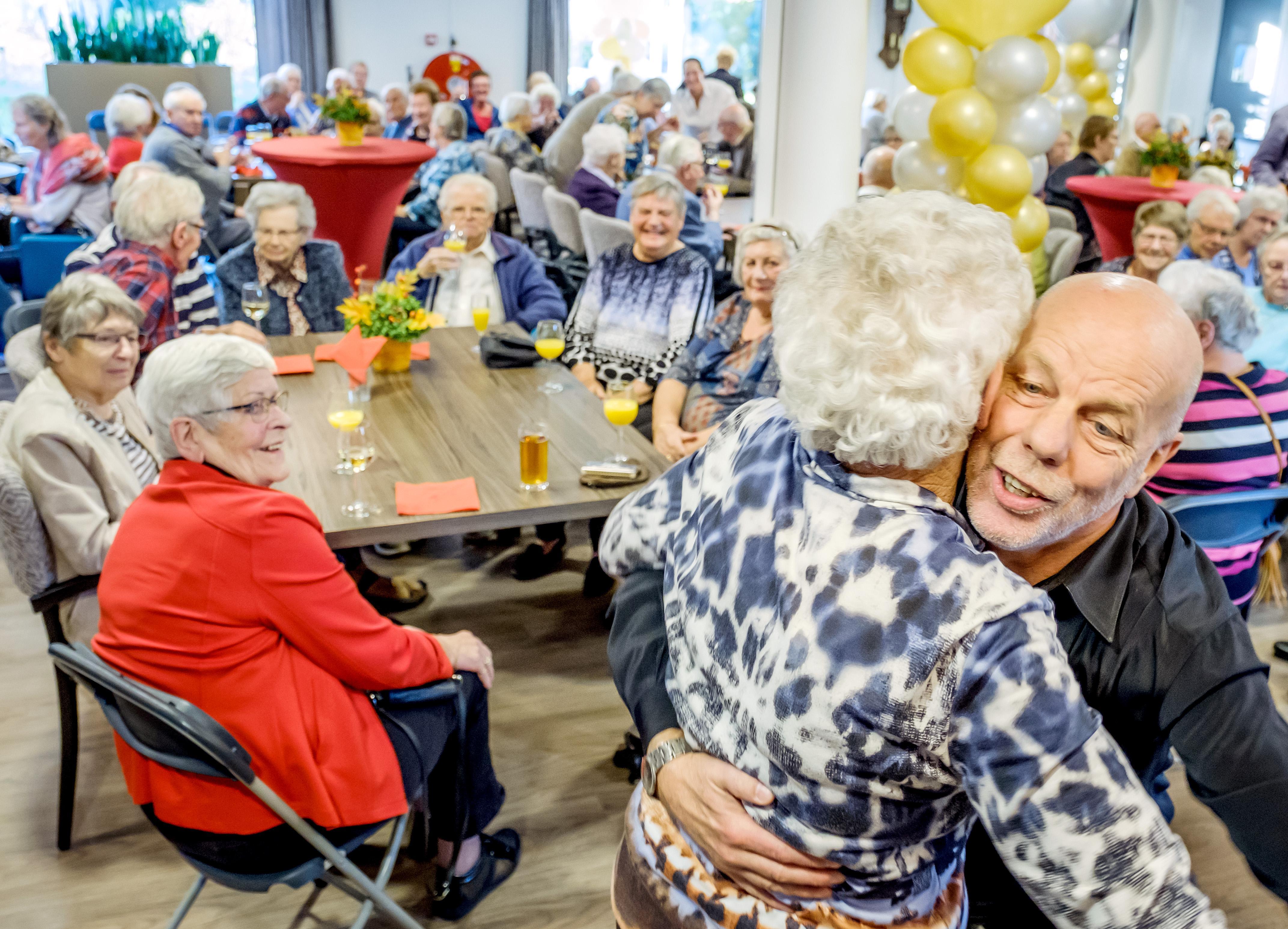 Actieplan voor Leidse ouderen, want daar zijn er de komende jaren nog veel meer van