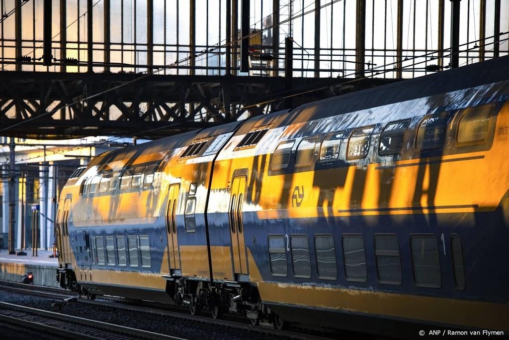 Sommige treinen te druk na actie verkeersleidingsposten