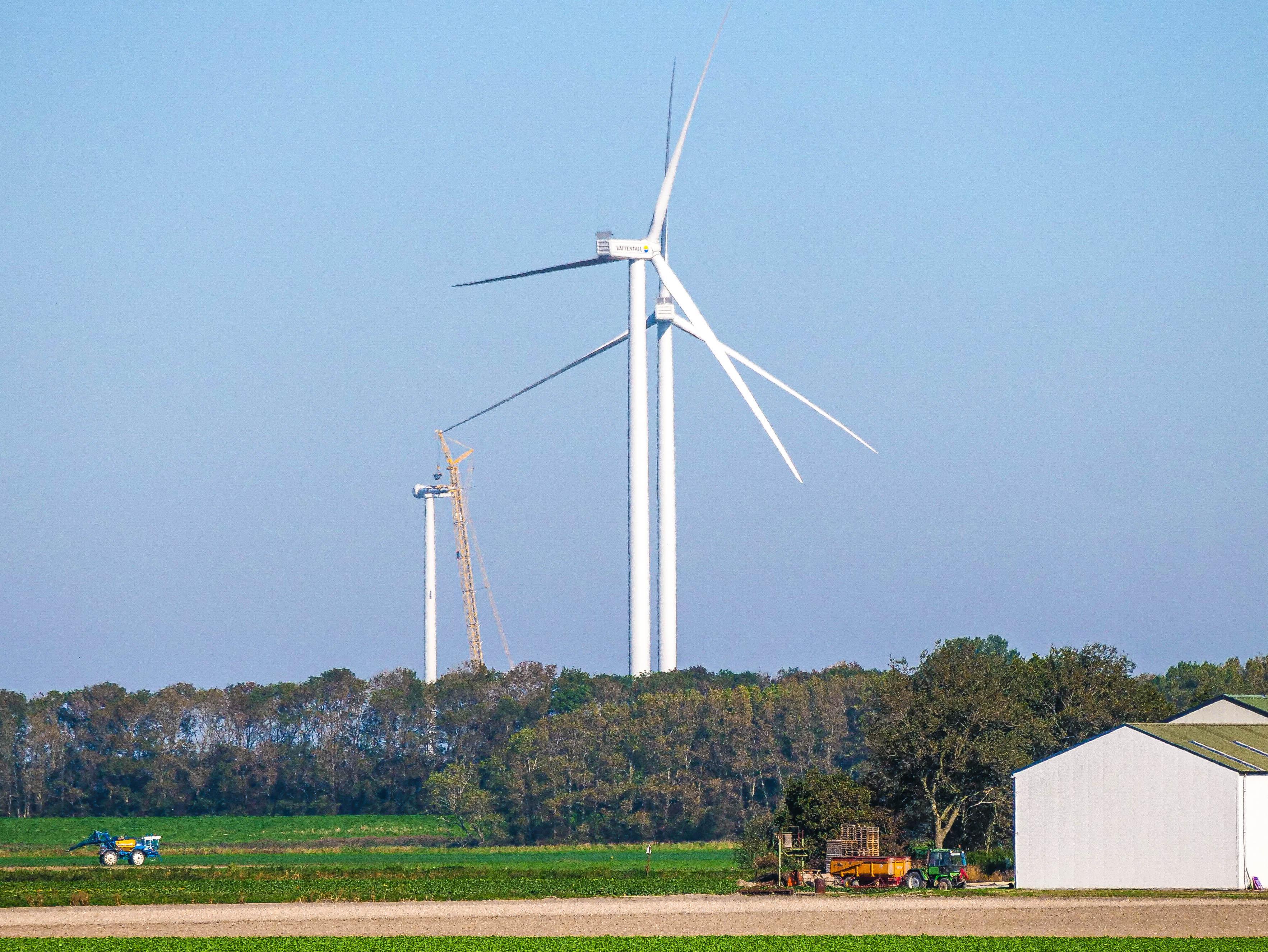 Paniek in Lage Vuursche: gemeente De Bilt heeft Vuursche bossen in het vizier als locatie voor zes windturbines van 240 meter hoog; Vuurschenaren worden opgeroepen in verzet te komen